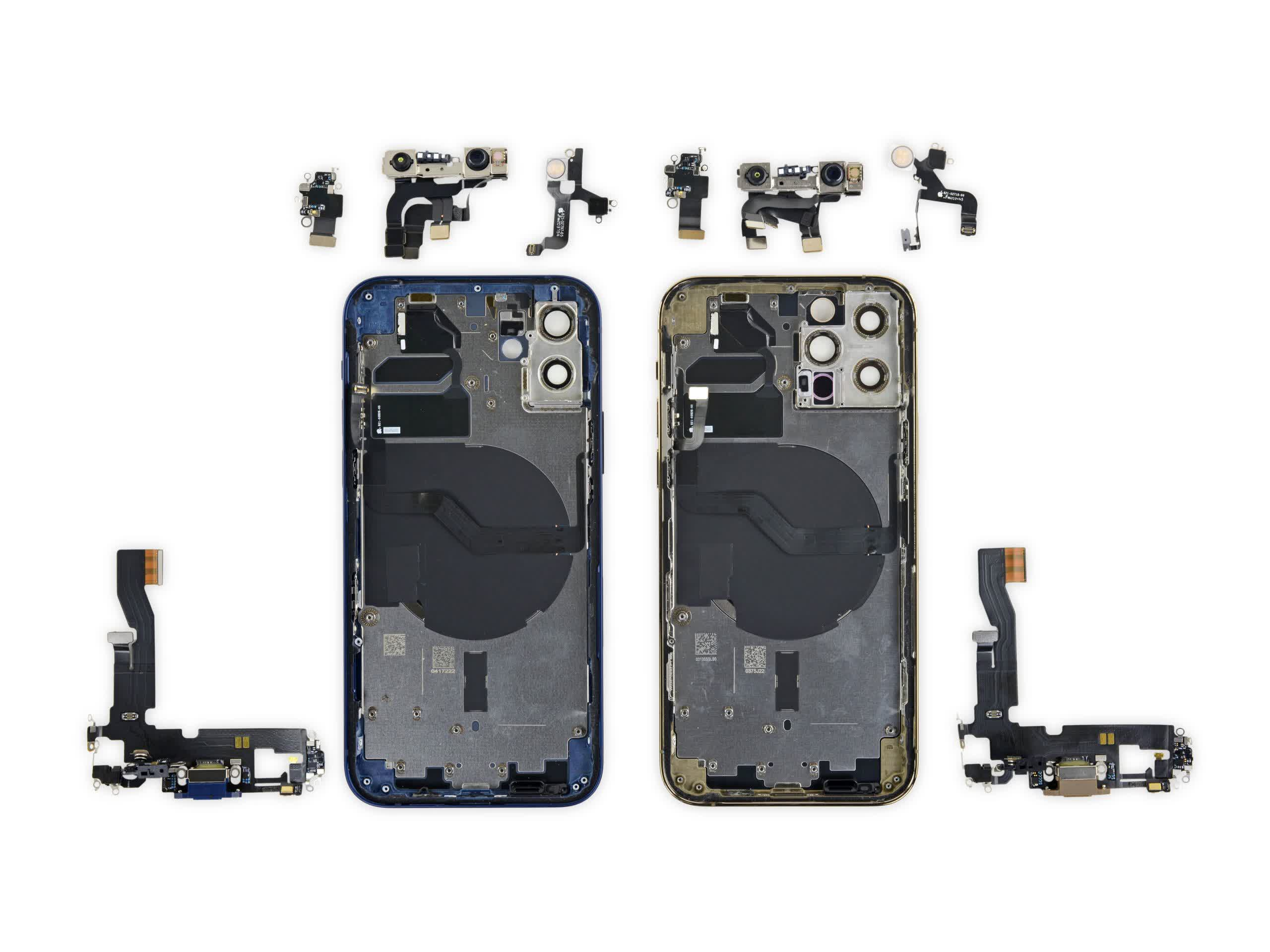 iFixit teardown reveals iPhone 12 and 12 Pro screens are interchangeable