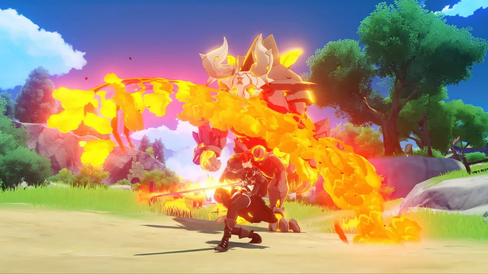 Breath of the Wild-like freemium hit 'Genshin Impact' grossed $245 million on mobile in its first month
