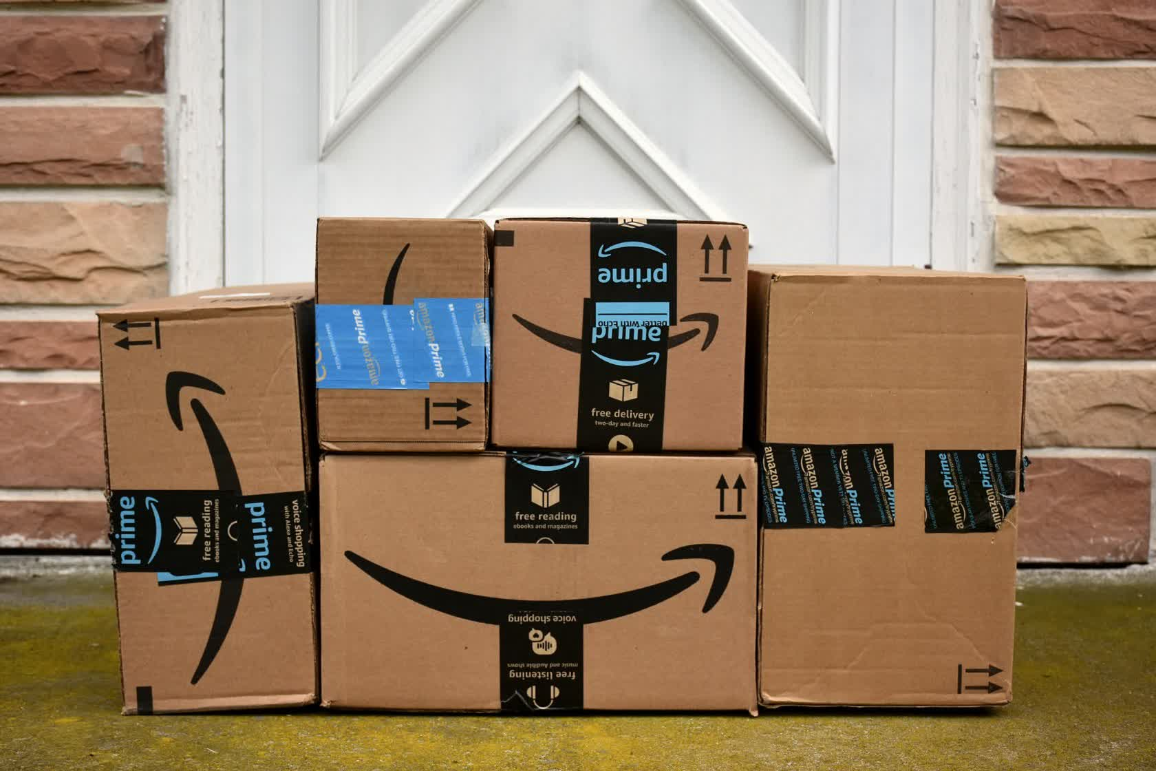 Amazon pulled in .1 billion in sales during the third quarter of 2020