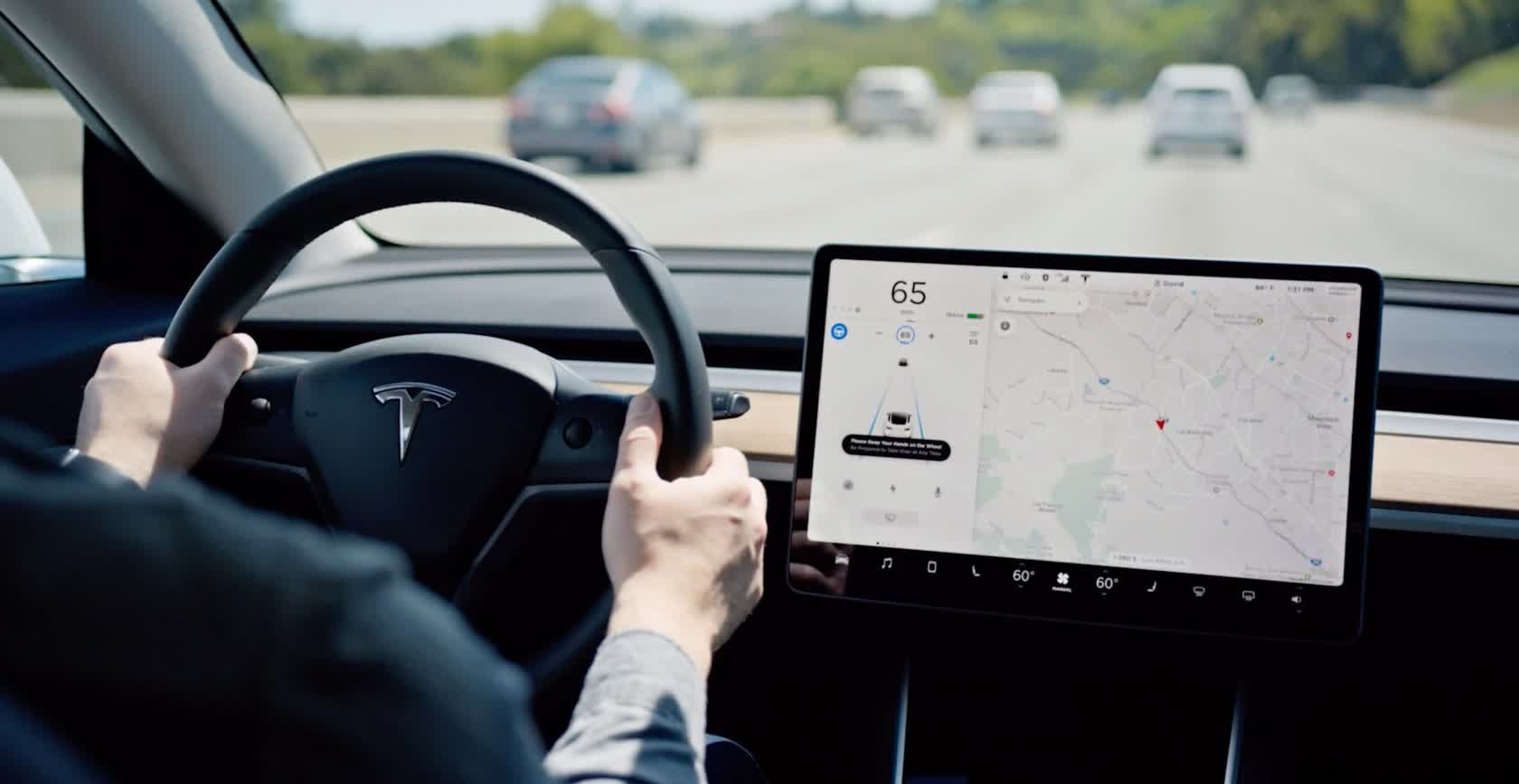 Tesla bumps up the price of its Full Self-Driving tech to $10,000