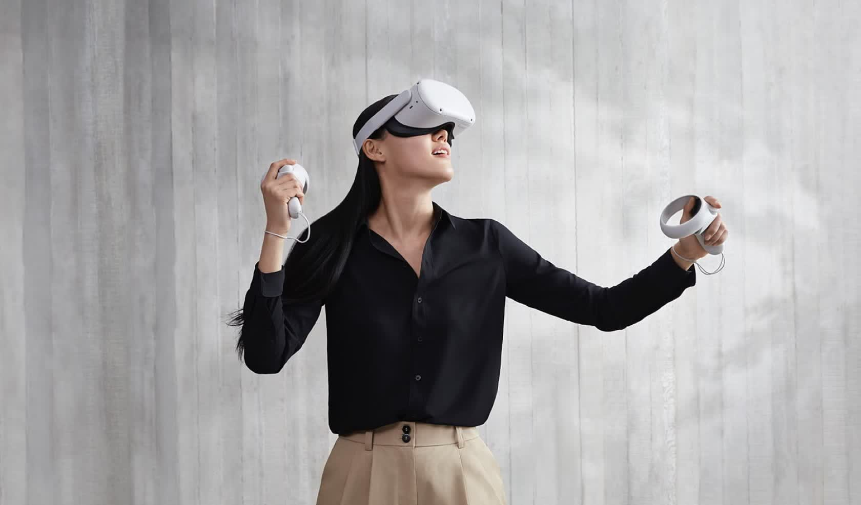 The Oculus Quest 2 raked in five times as many pre-orders as its predecessor