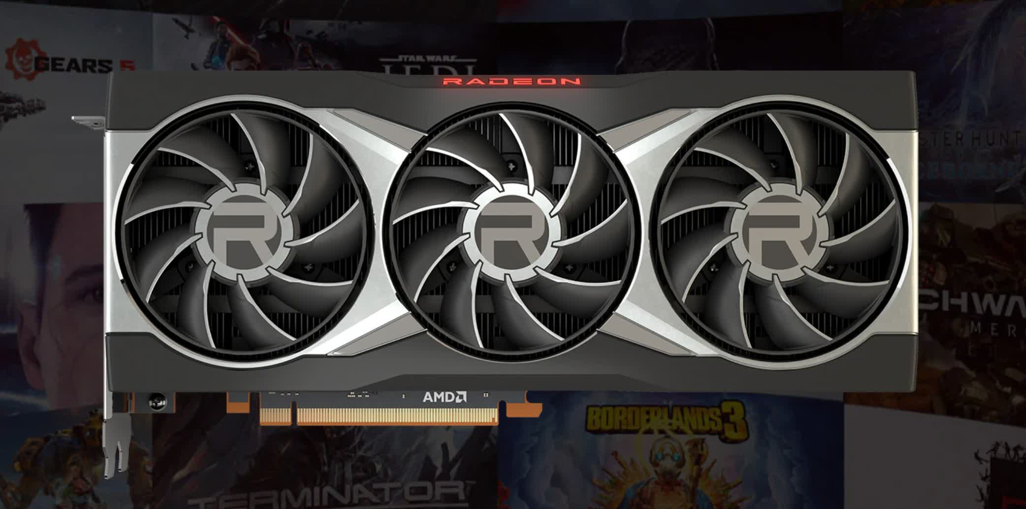 RTX 3000 series moves closer to MSRP as Radeon RX 6000 cards get more expensive