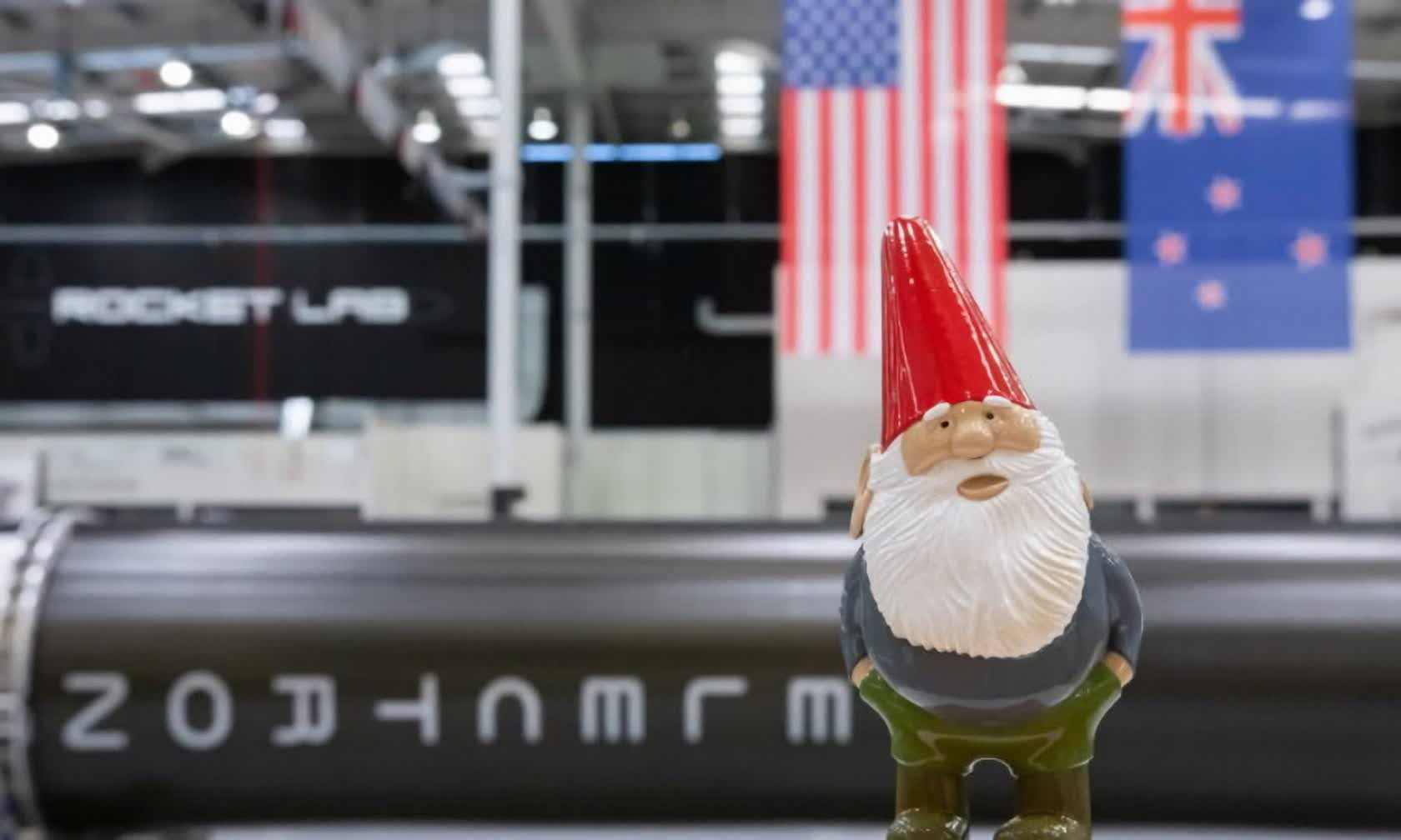 Valve CEO Gabe Newell will launch a garden gnome into space for charity
