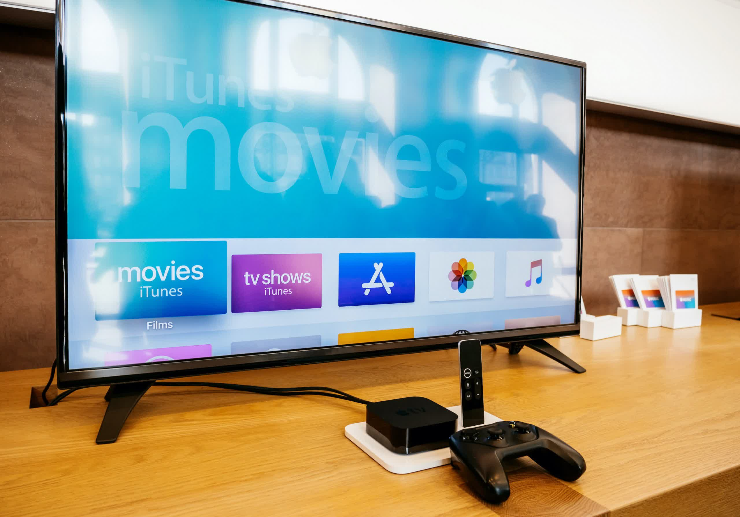 AppleTV+ will be available on all current- and next-generation consoles