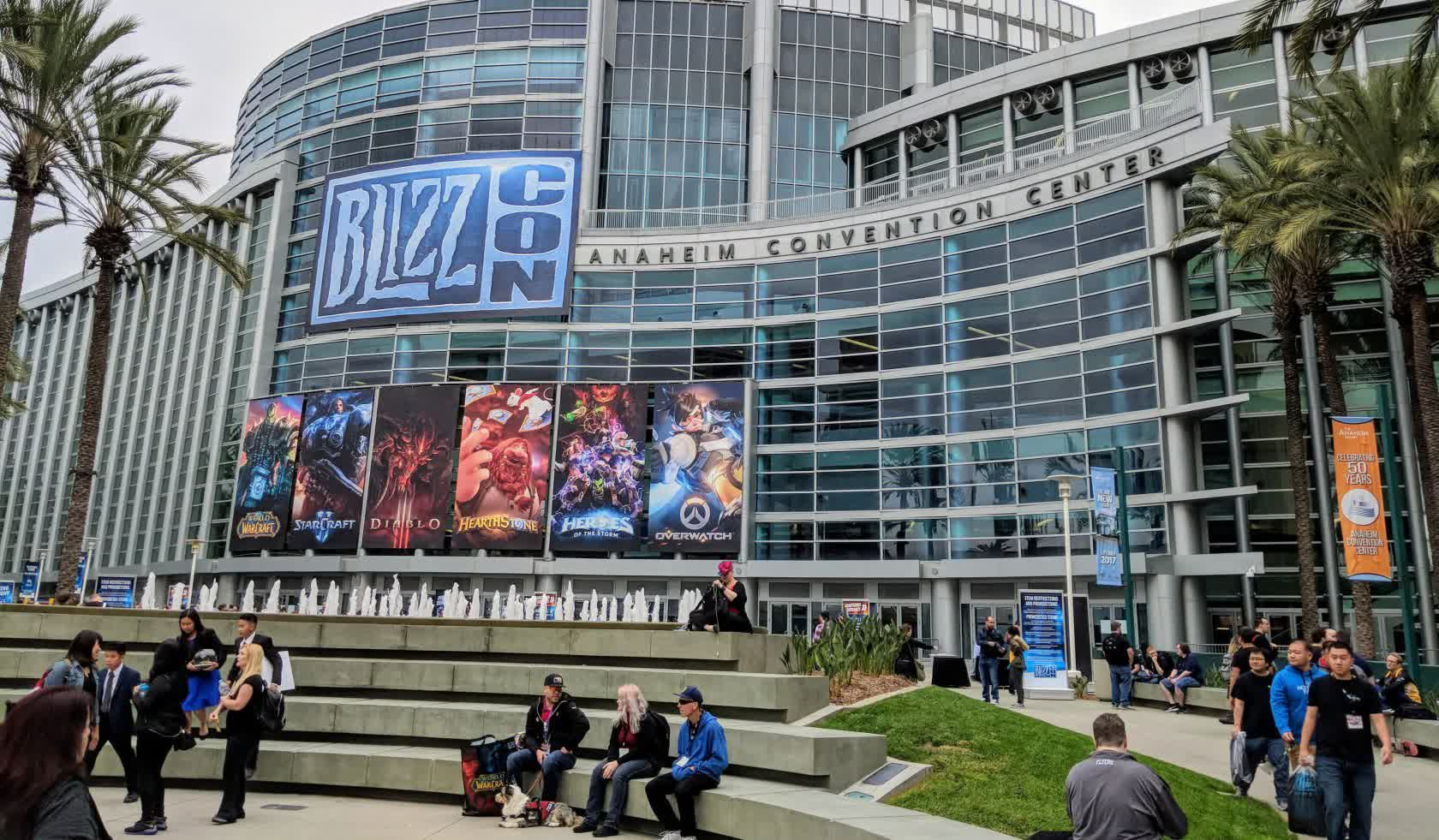 Blizzcon 2021 will be online-only and free to everyone