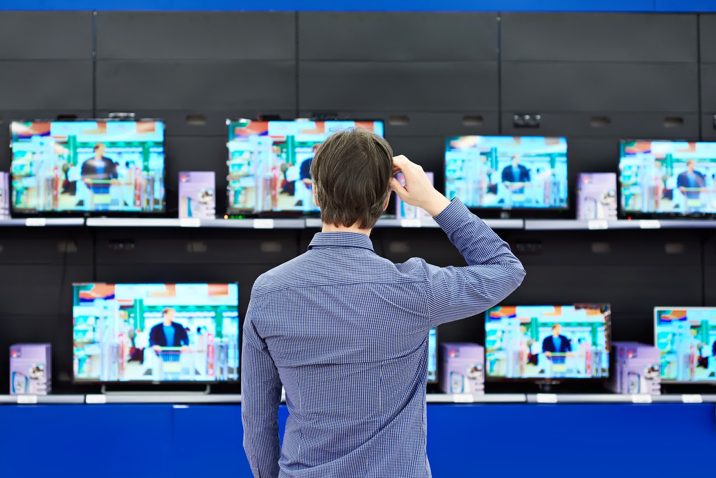 Comcast is talking with Walmart about co-developing and distributing smart TVs