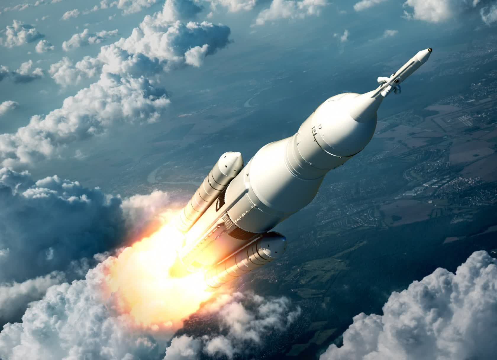 'Launcher' is a rocket startup with just 8 full-time employees