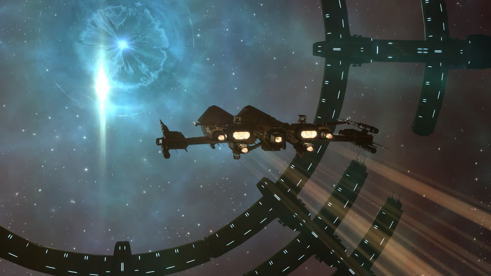 Over 171,000 EVE Online players have contributed to Covid-19 research