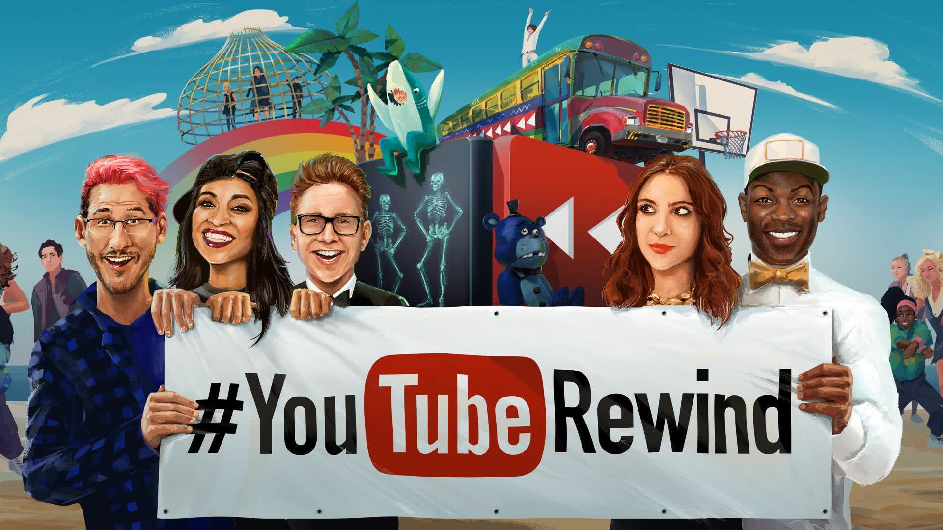 For the first time in a decade, there will be no YouTube Rewind this year
