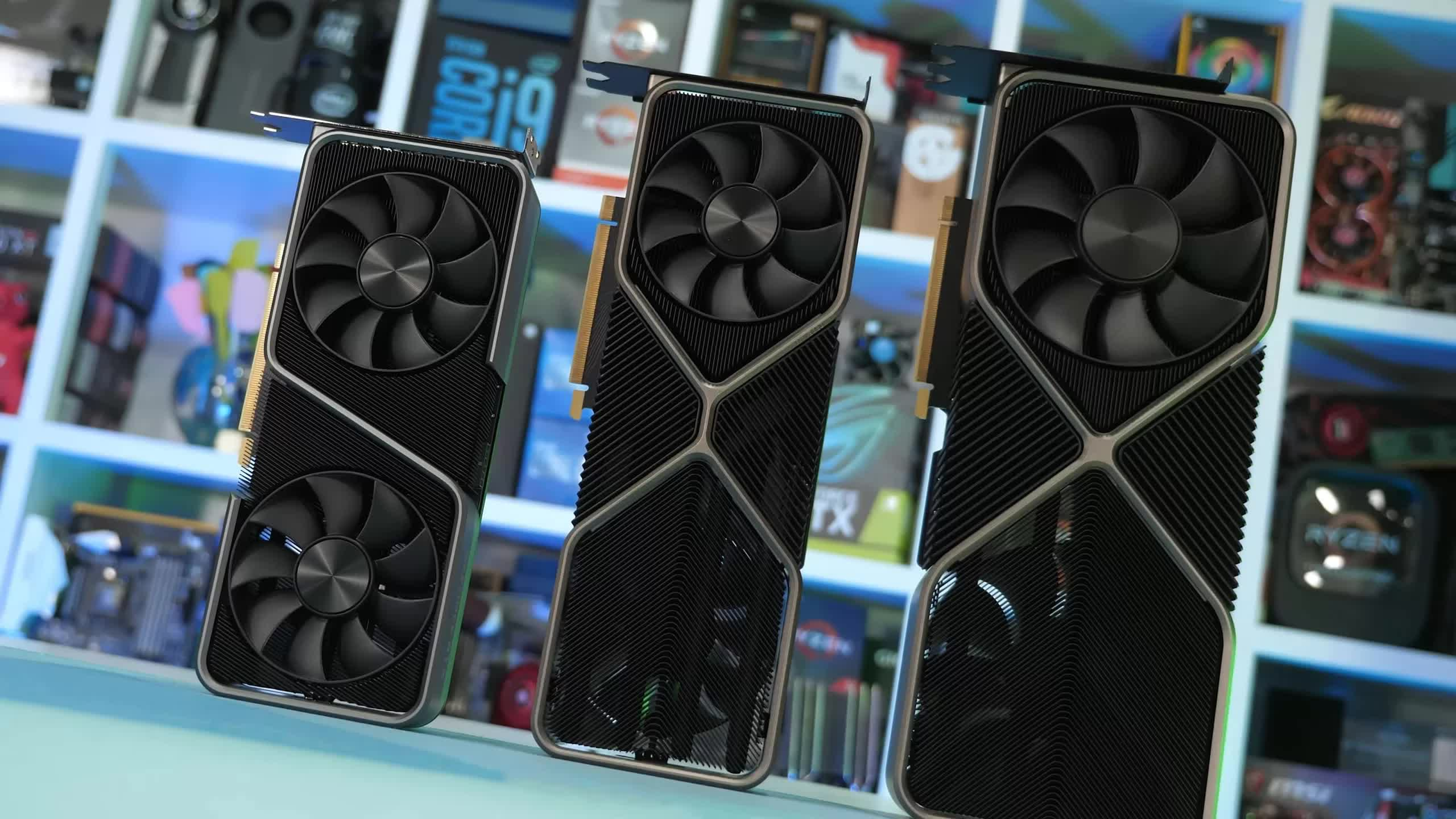 Nvidia is working on competing technology to AMD's Smart Access Memory for RTX 30 series GPUs