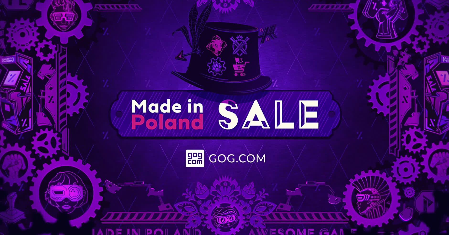 GOG's Made in Poland sale is this week, plus grab a free copy of Butcher
