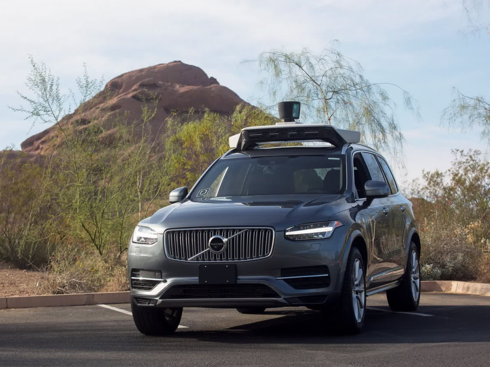 Uber might sell off its self-driving car division following past controversies