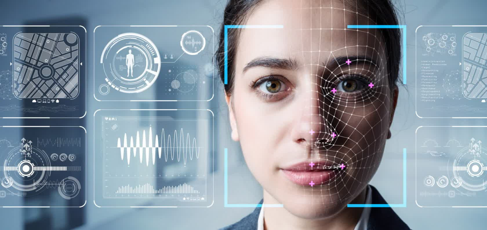 Los Angeles Police Department bans the use of third-party facial recognition technology