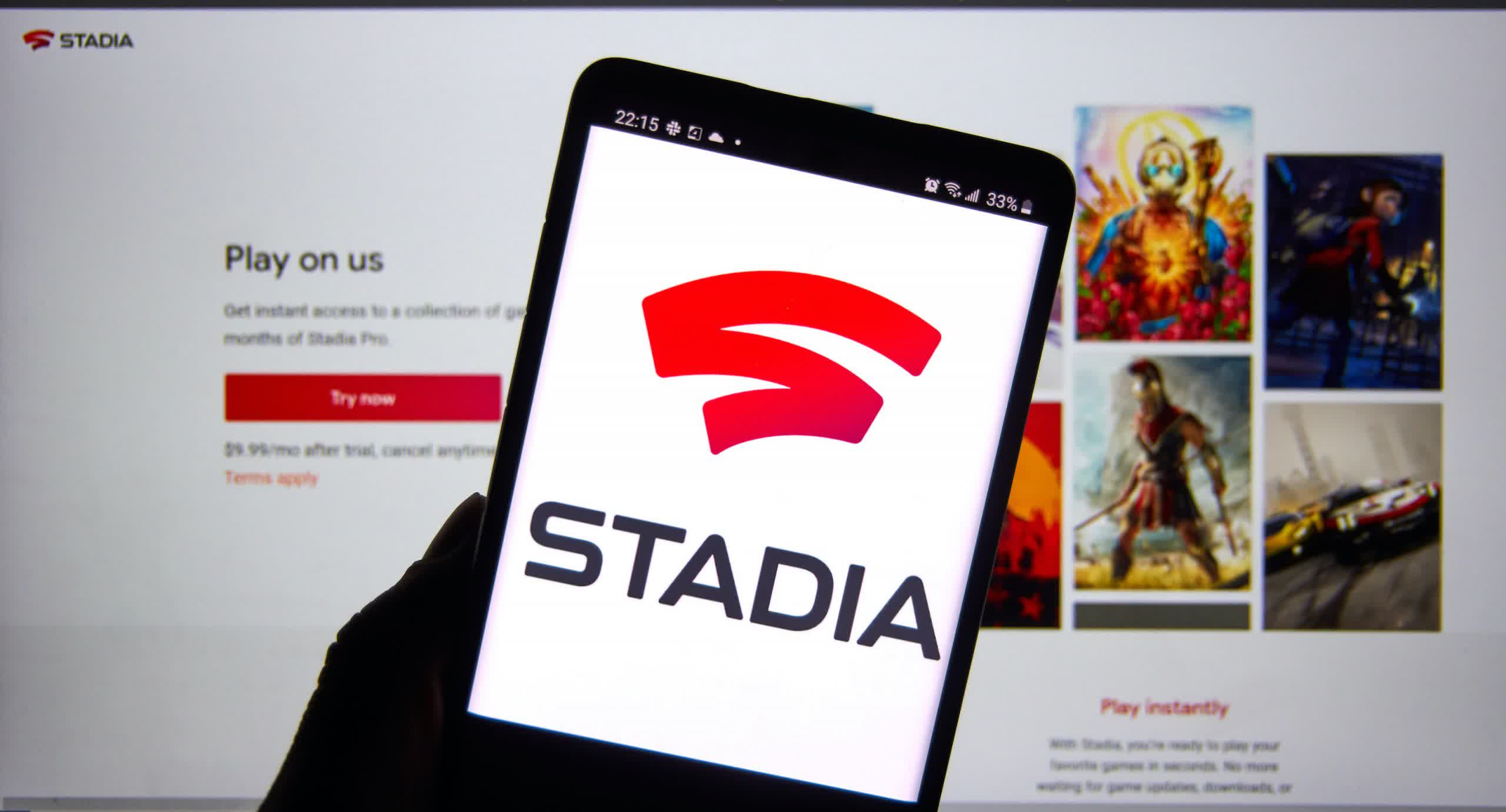 Google Stadia beta for iOS arrives in just 'weeks' via a Safari web client