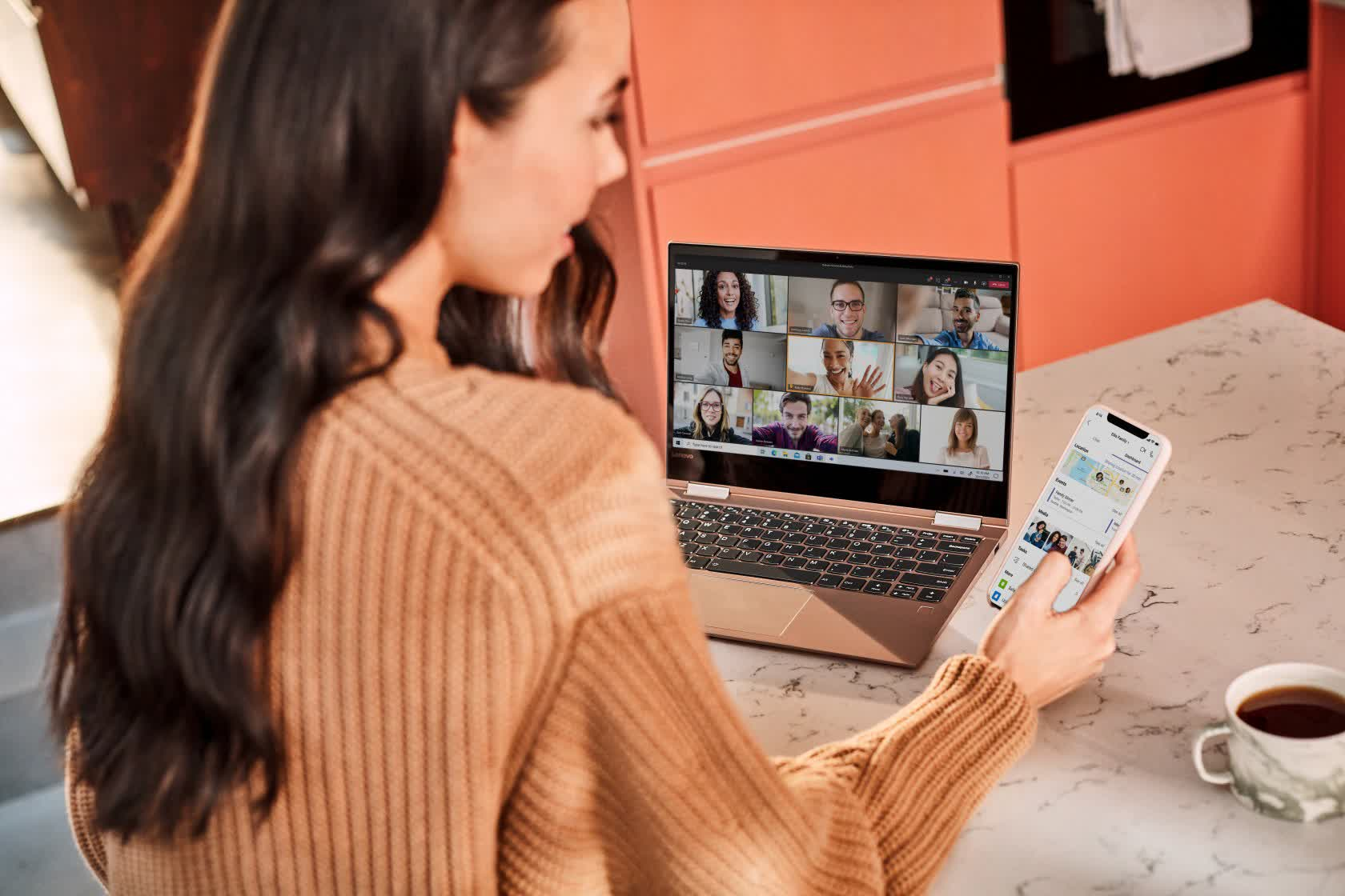 """Microsoft Teams now offers free """"all day"""" video and voice calling"""