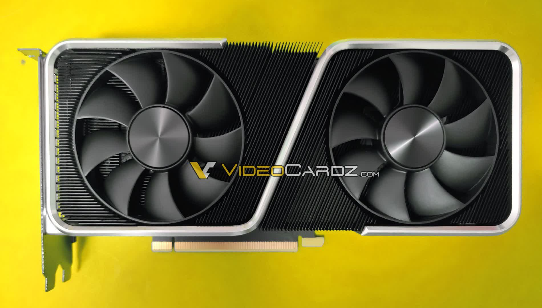 Nvidia RTX 3060 Ti Founders Edition photos appear online – TechSpot