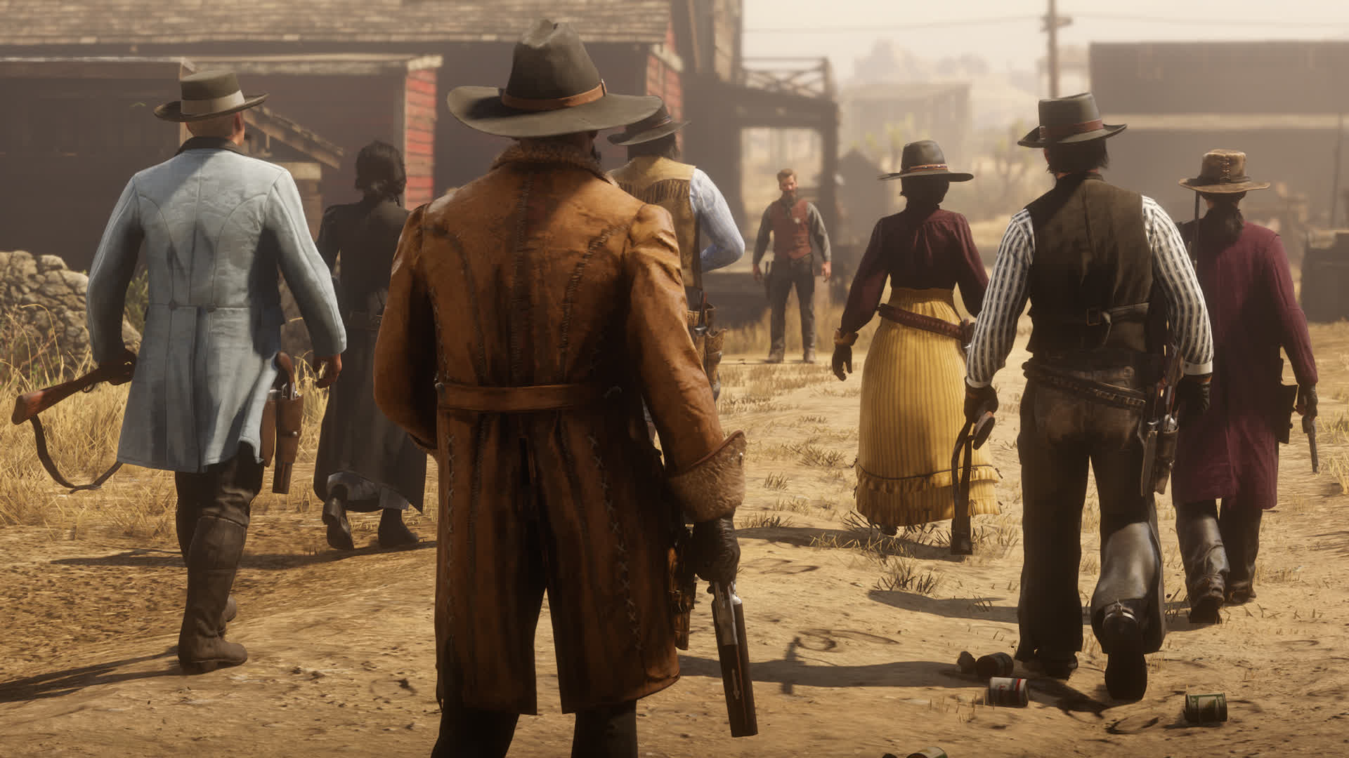 Red Dead Online now available as a separate game for $5   TechSpot