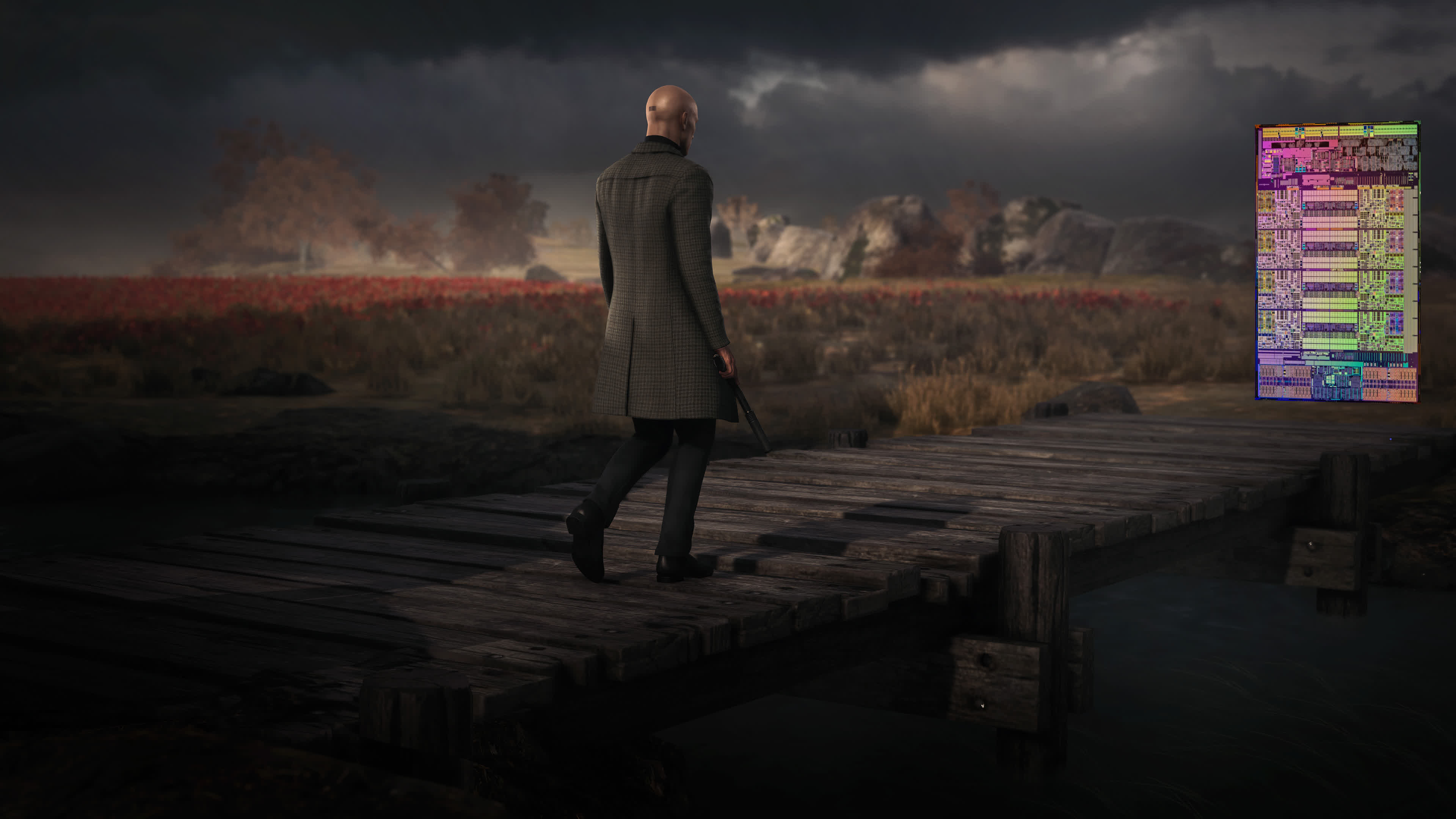 IO Interactive partners with Intel to enhance Hitman 3 for CPUs with 8+ cores