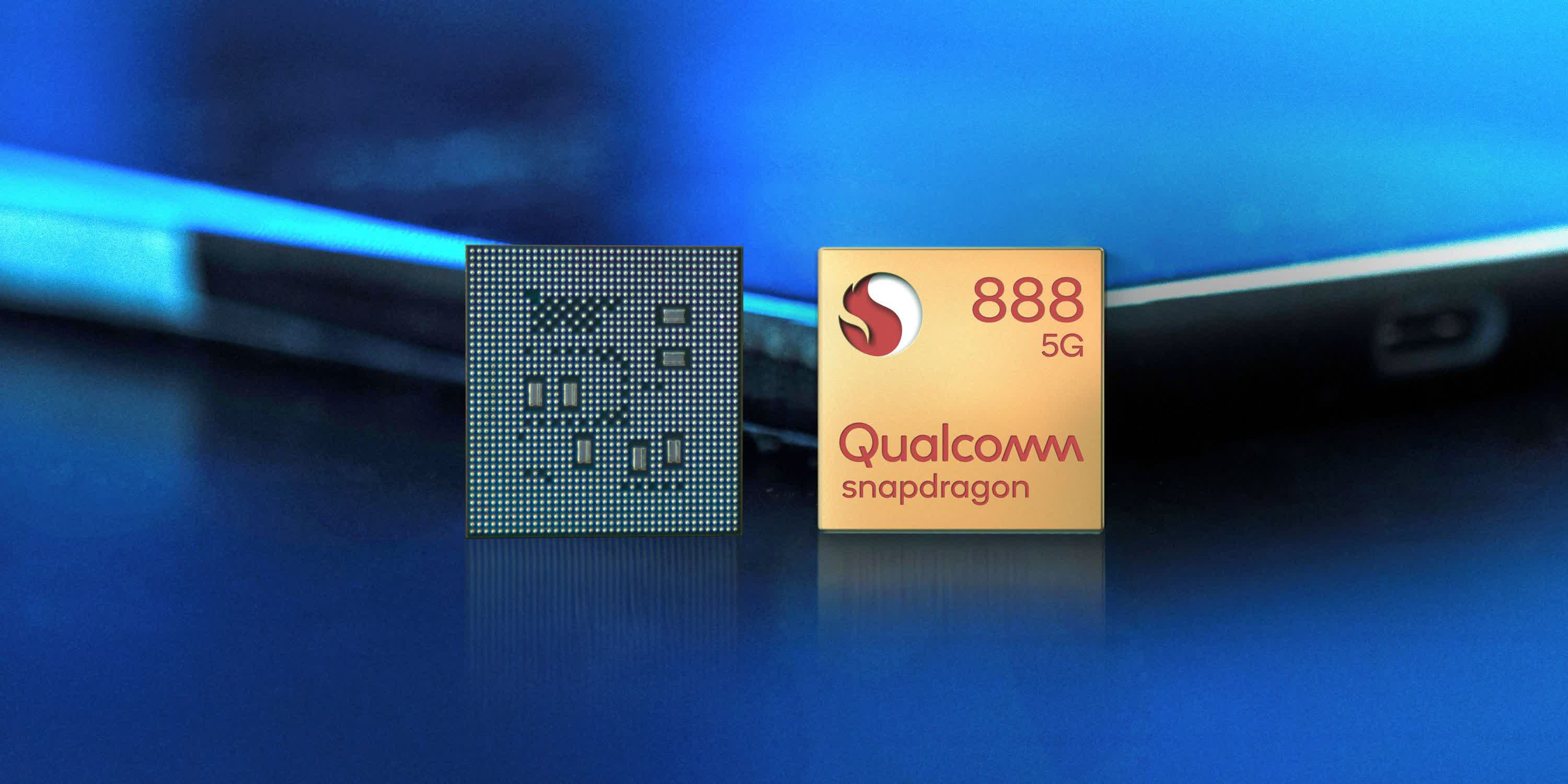 Qualcomm Snapdragon 888 SoC integrates 5G, is coming to your next Android flagship smartphone