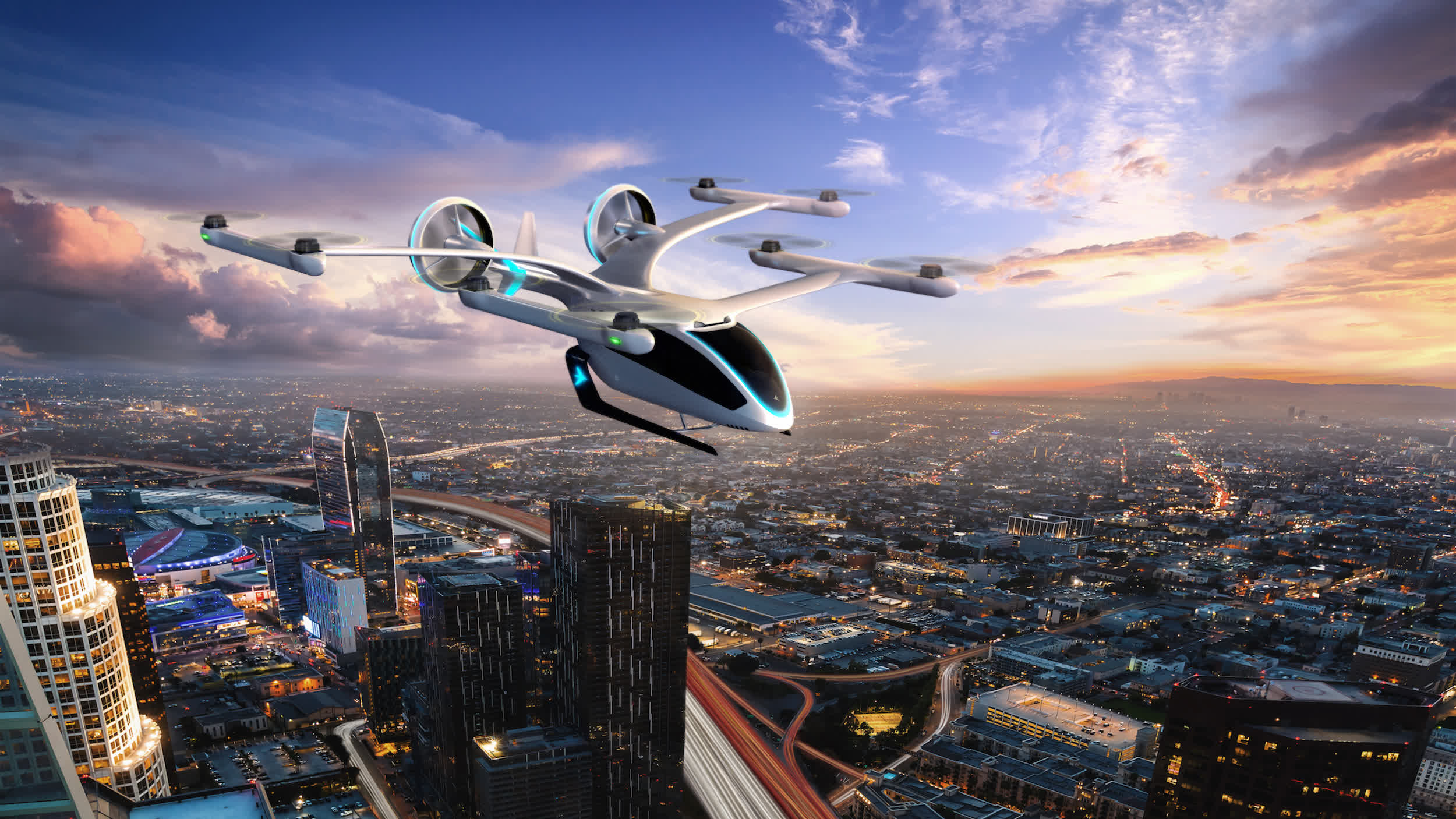 Uber reportedly looking to sell off Elevate, its flying taxi division