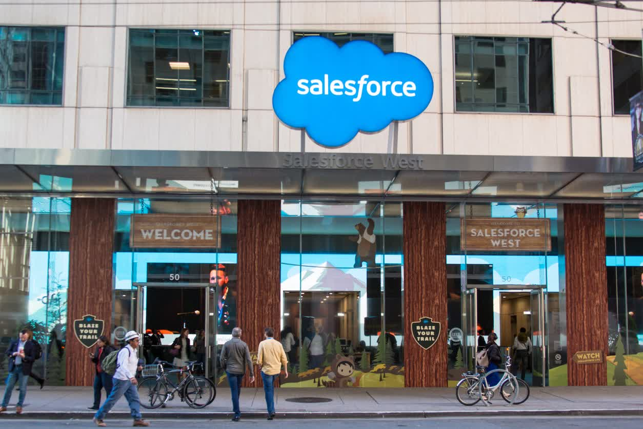 Salesforce acquires Slack for a whopping $27.7 billion