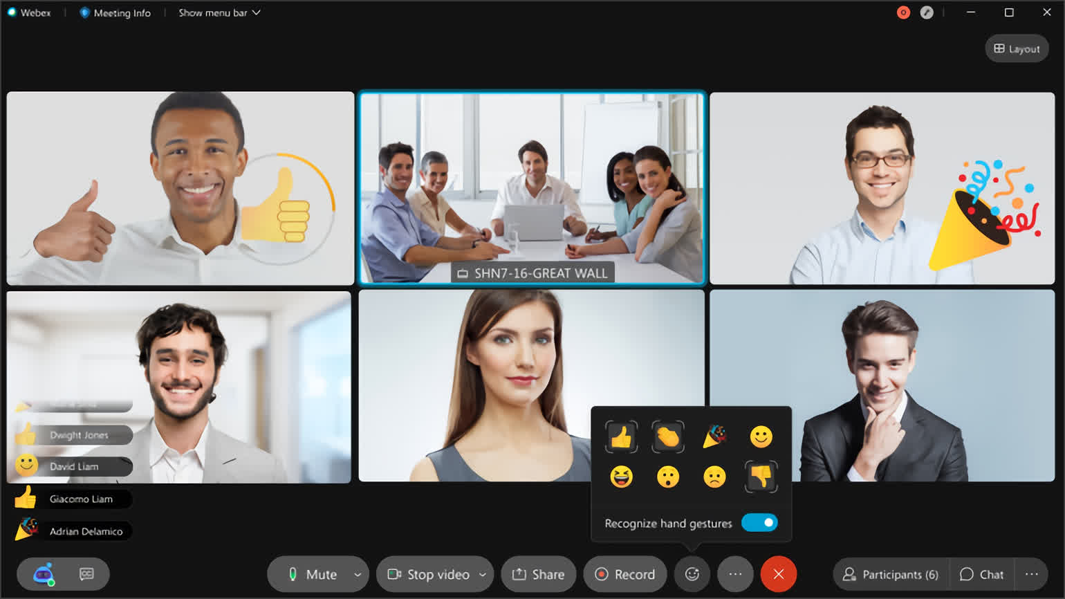Cisco Webex gets big revamp team collaboration and video conferencing