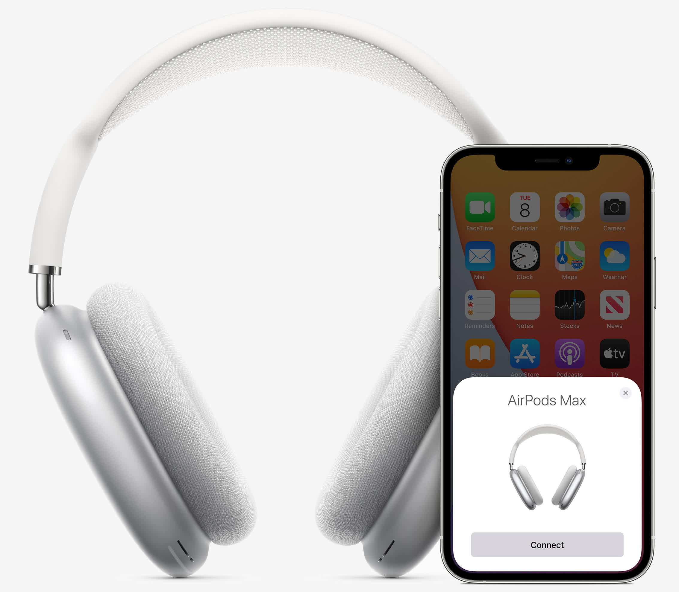 Apple announces AirPods Max over-ear headphones for $549
