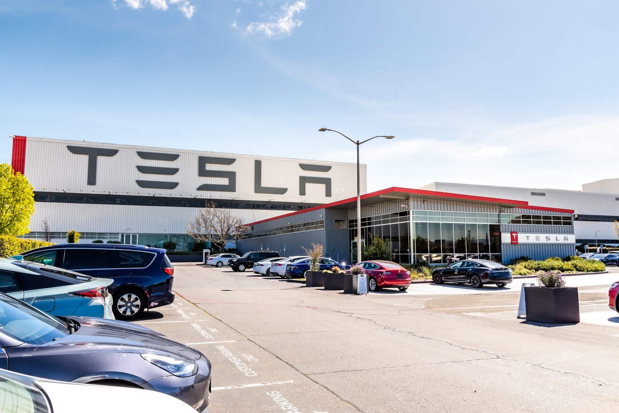 Tesla to pause Model S/X production for 18 days