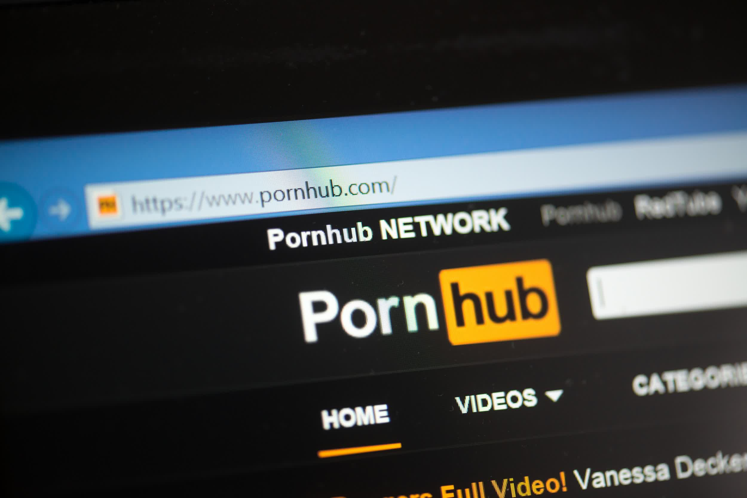 Pornhub scrubs million of videos from unverified users