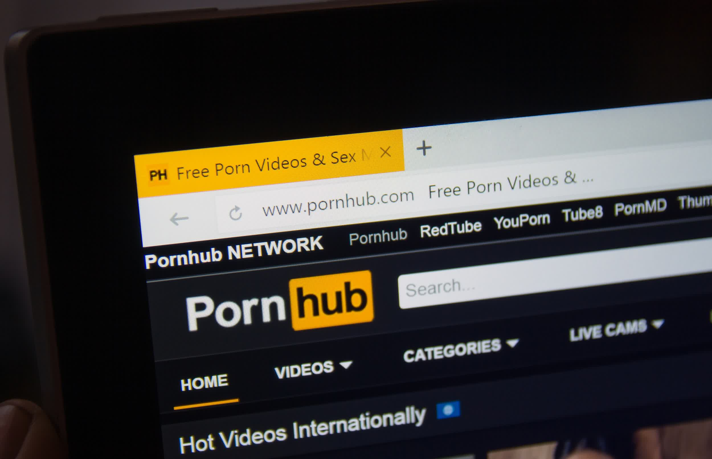 Pornhub turns to cryptocurrency for premium service