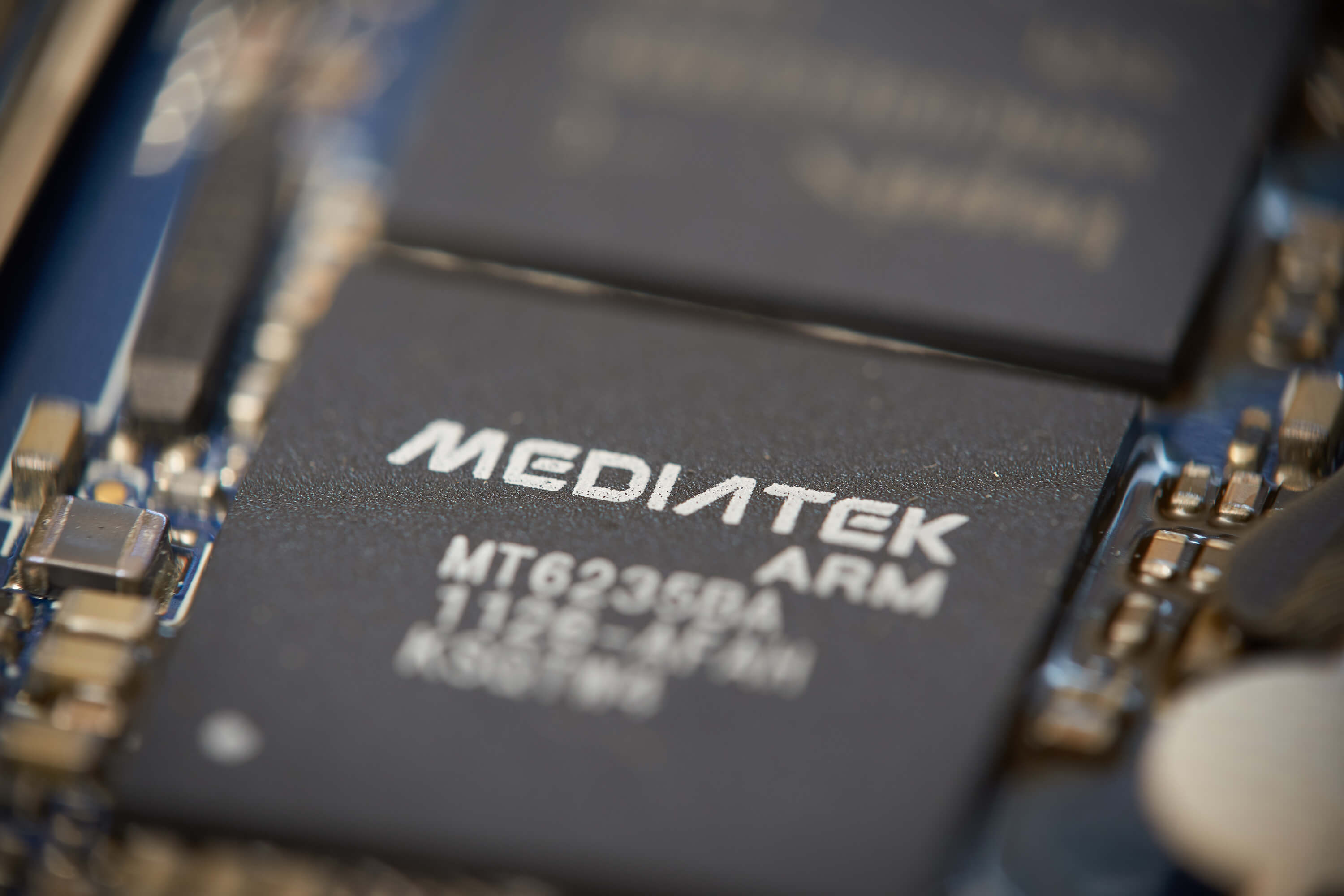 MediaTek becomes world's largest smartphone chipset vendor