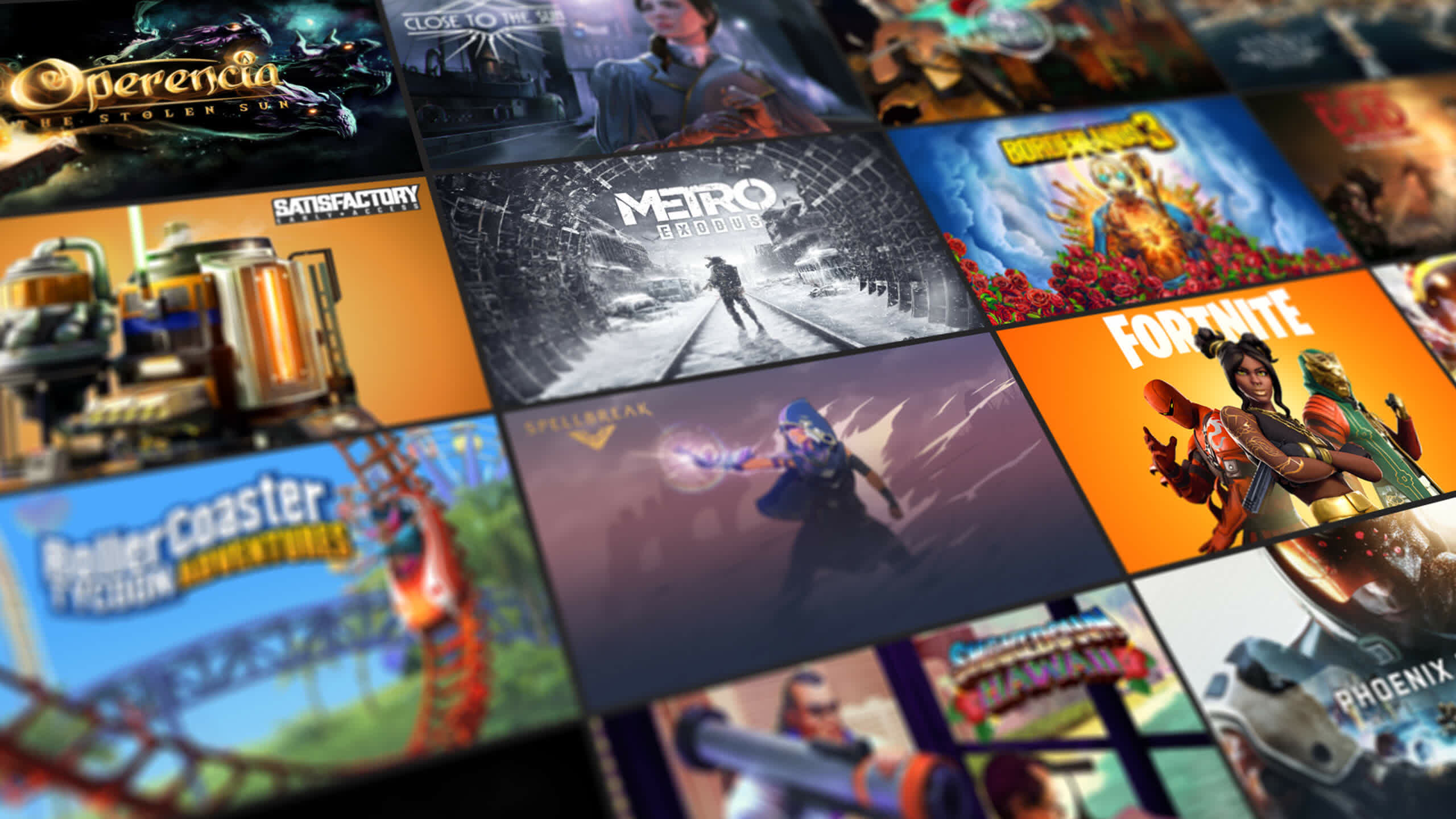 Epic is giving away two more games before 2020 is over