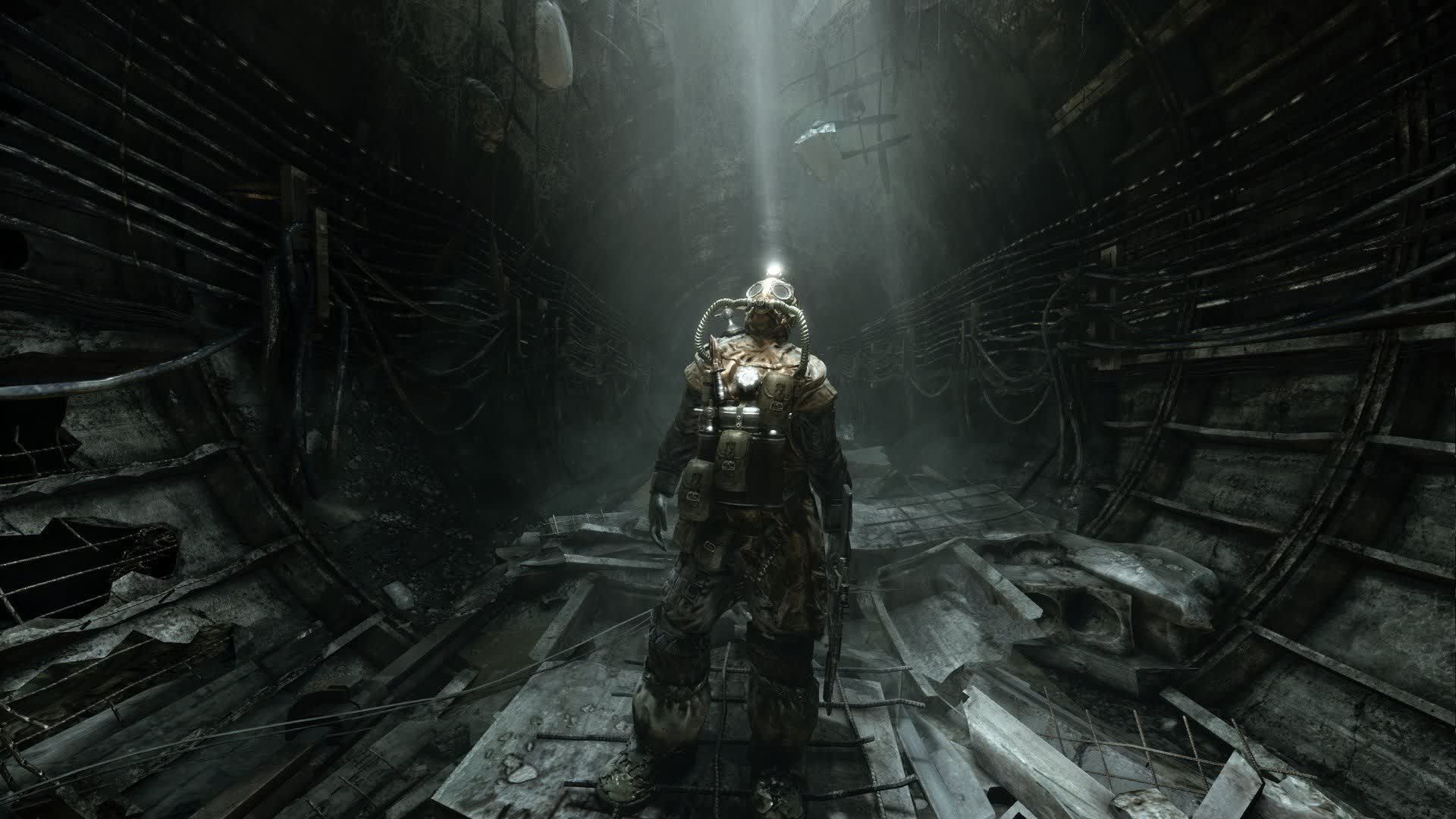 GOG is giving away a free copy of Metro: Last Light Redux