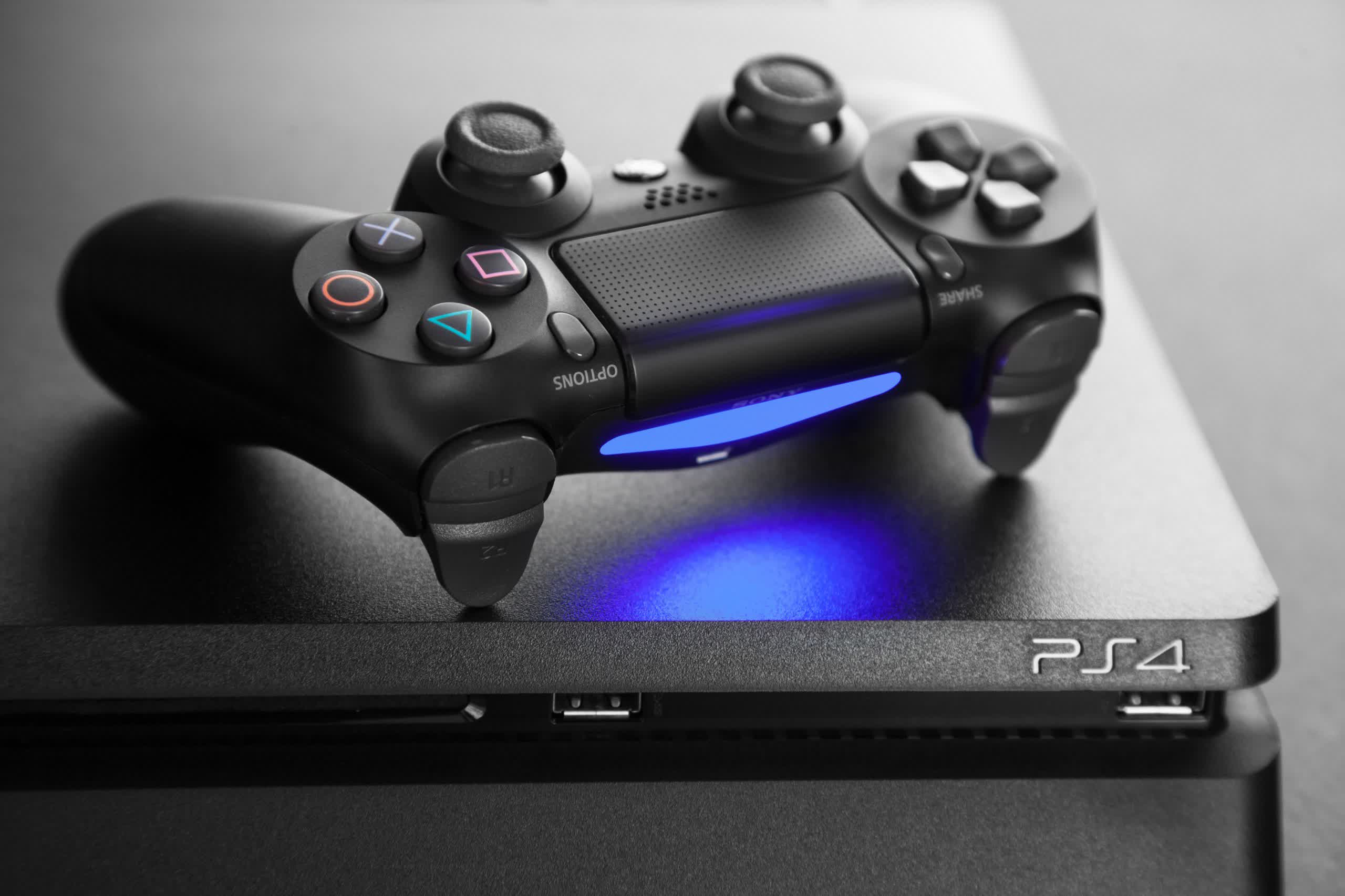 Sony partially discontinued PlayStation 4 production in Japan