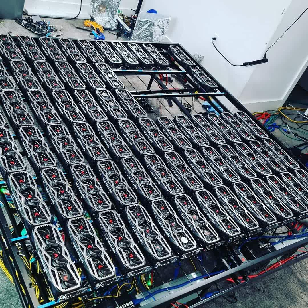 Graphics cards face further shortages as crypto prices rise