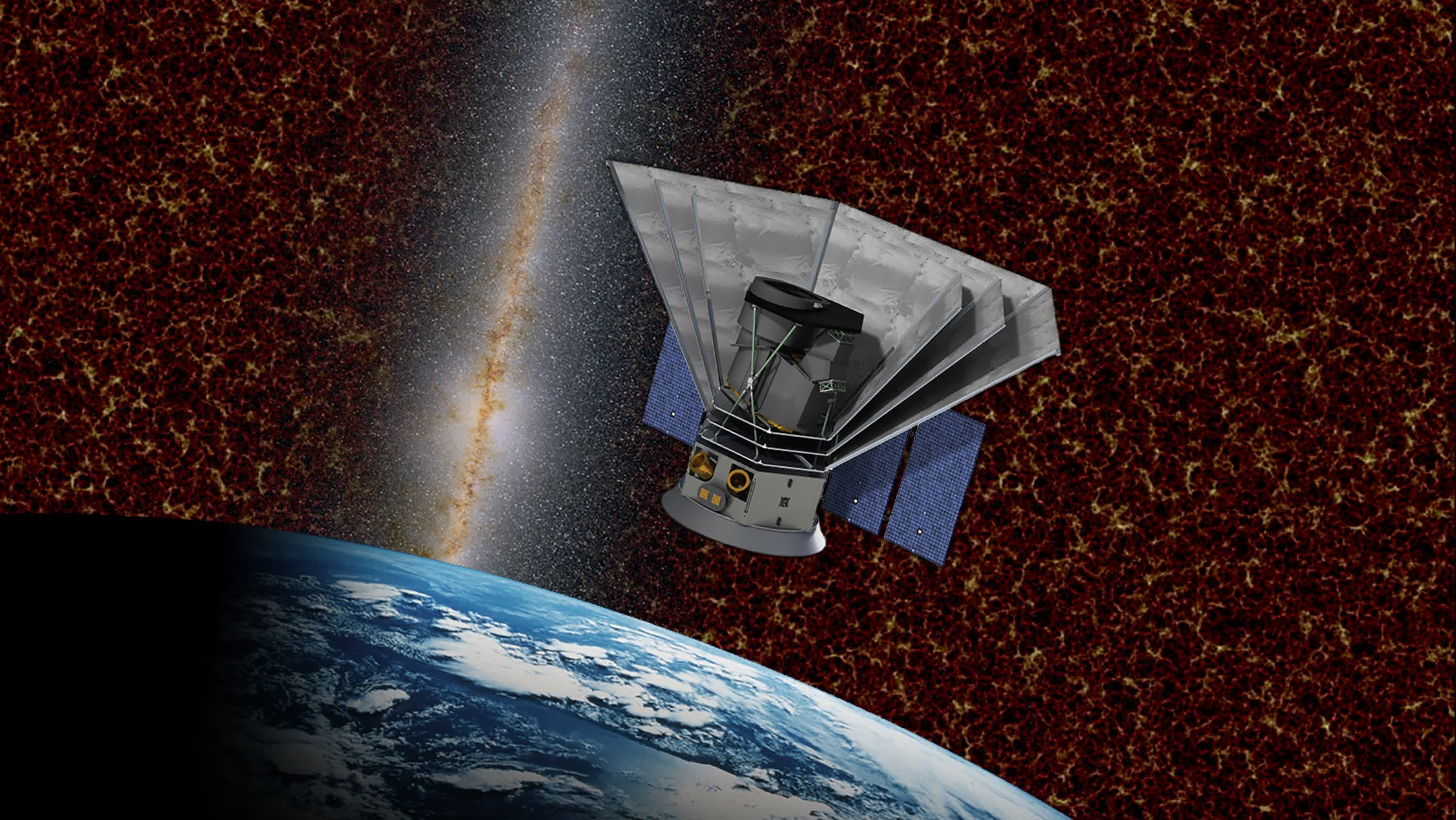 NASA's SPHEREx space telescope gets the green light to continue development