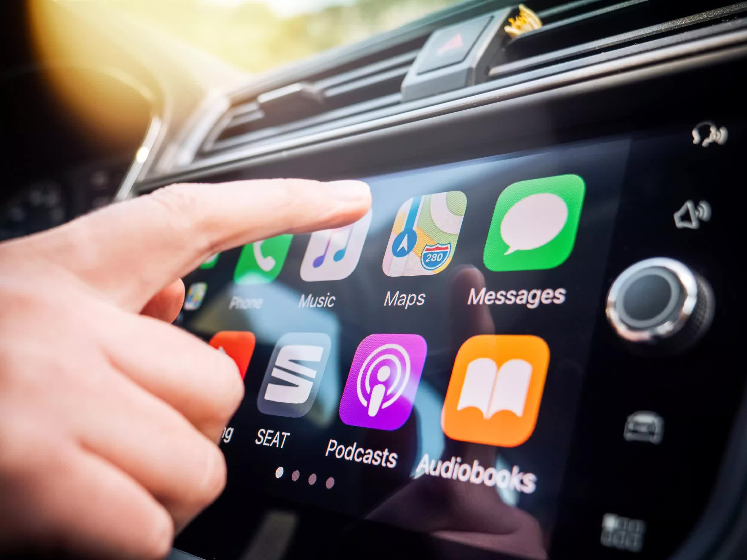 Apple reportedly set to partner with LG and Magna on Apple Car