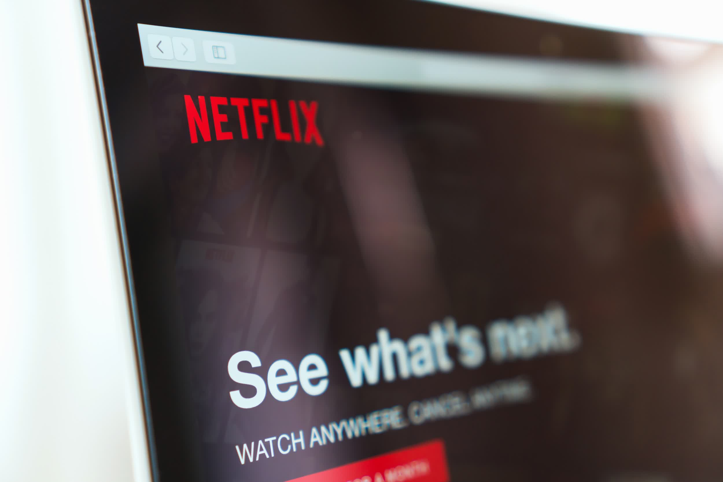 Netflix will release at least one new movie every week in 2021