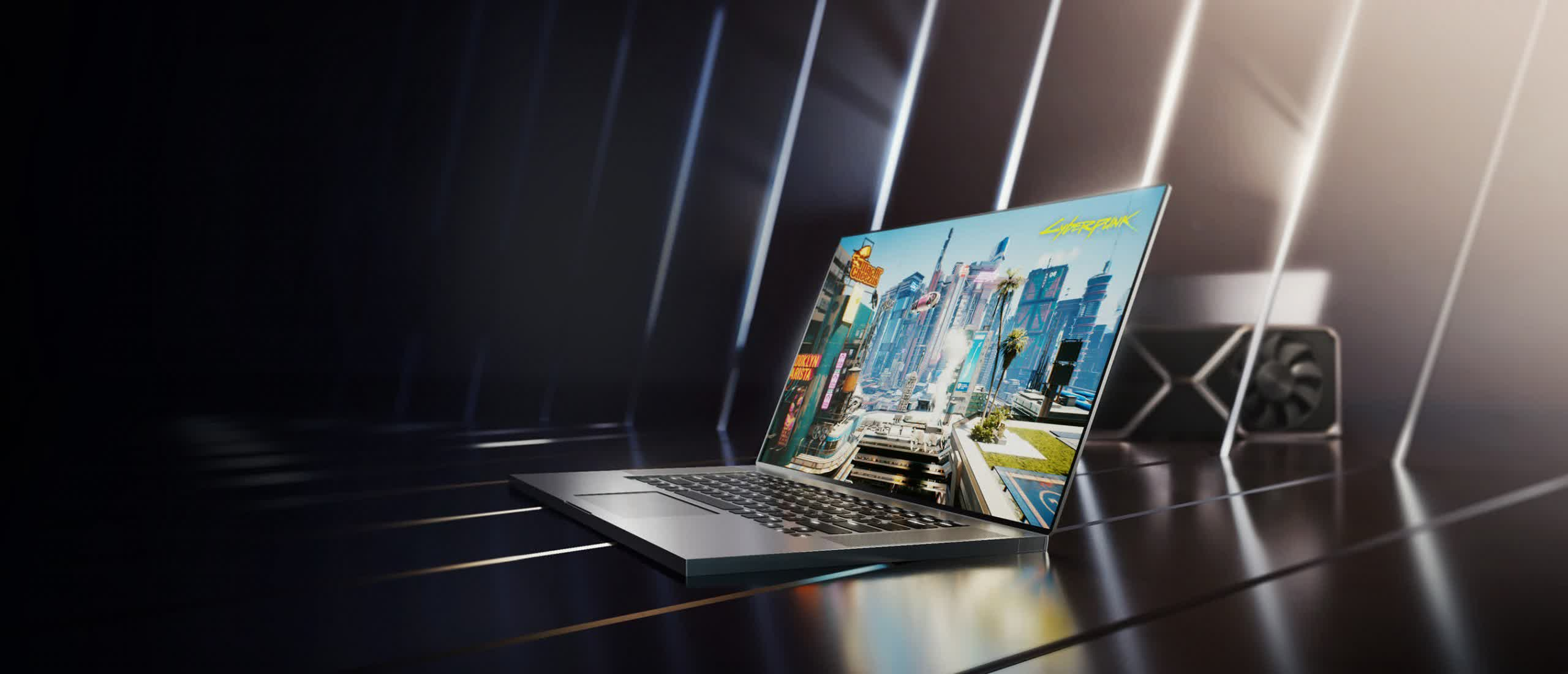 Over 70 new laptops will feature GeForce RTX 30 Series GPUs