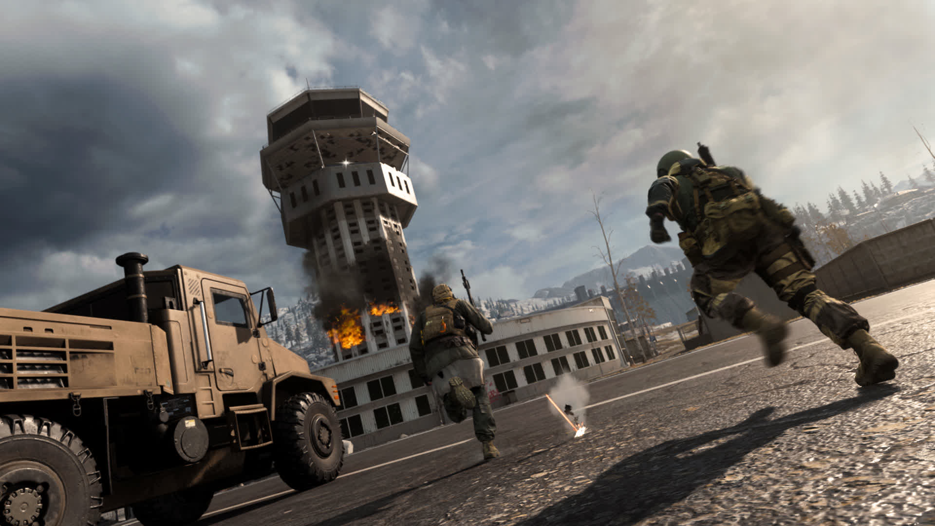 Nvidia DLSS support is coming to Outriders, Call of Duty: Warzone, and more