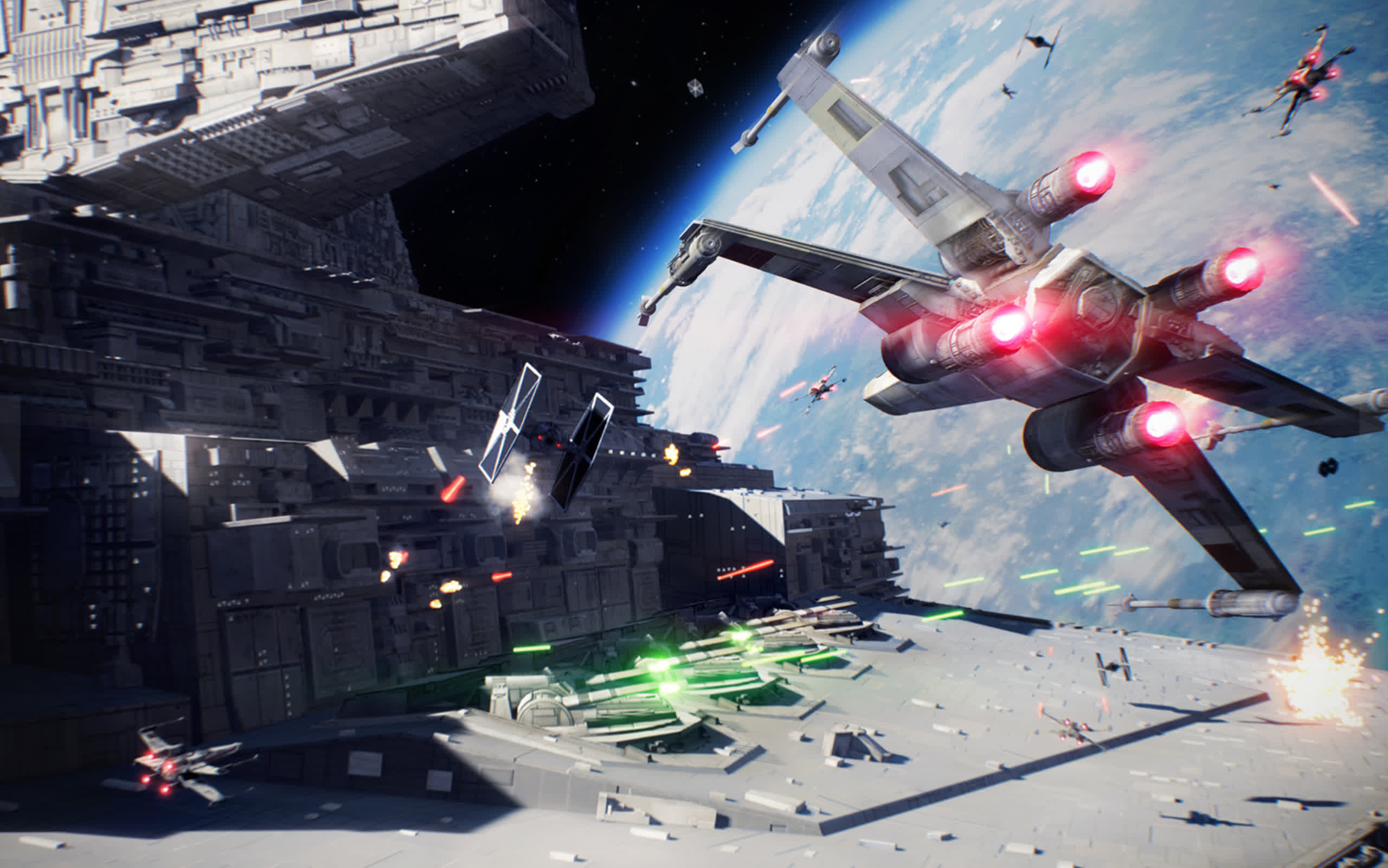 Ubisoft has a 'story-driven open-world' Star Wars game in the works for Lucasfilm Games