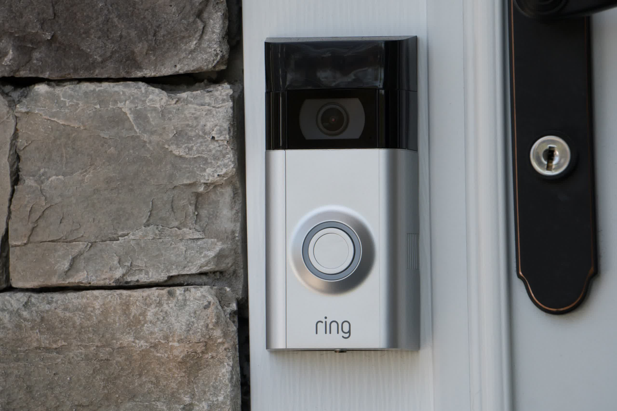 Ring rolled out end-to-end encryption for some of its cameras today