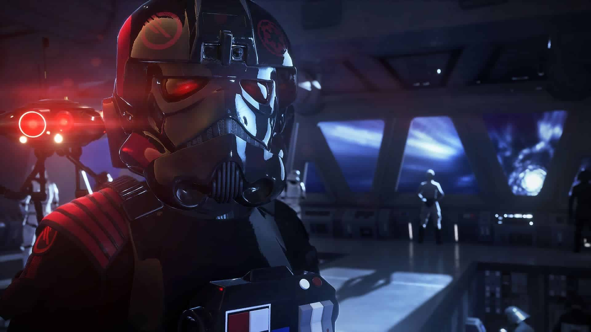 Star Wars Battlefront II's Celebration Edition is free on the Epic Games Store