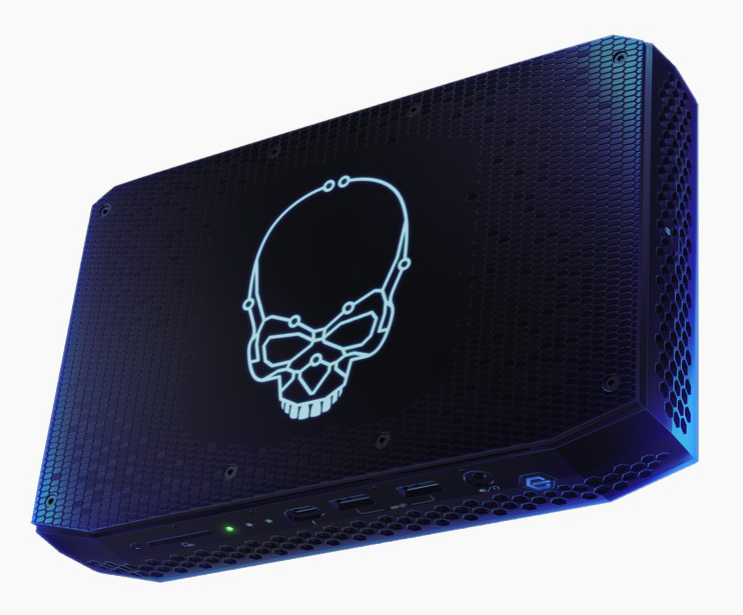 Intel launches Phantom Canyon NUC 11 with Tiger Lake processor and discrete Nvidia graphics
