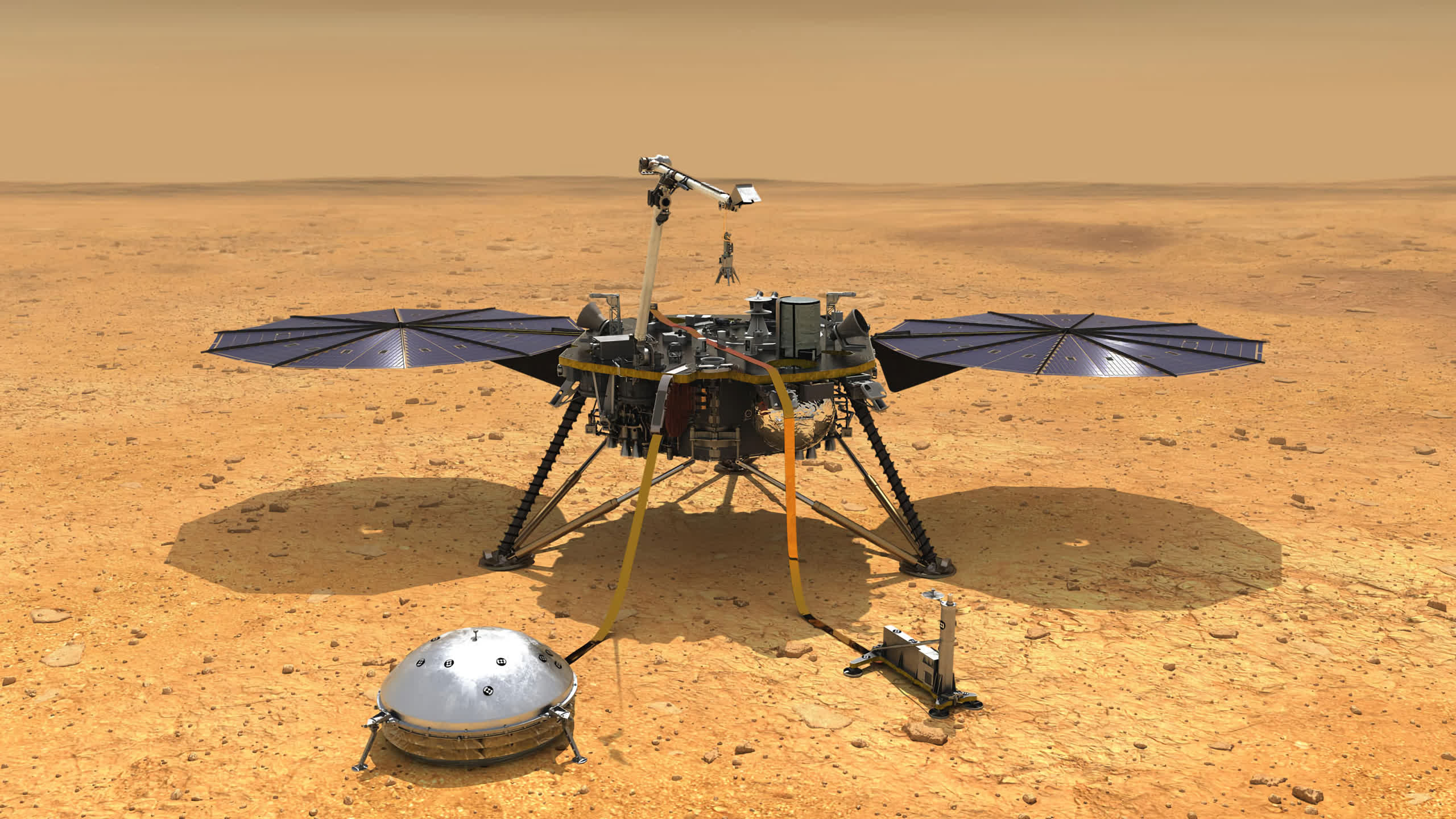 Unexpected soil conditions force NASA to abandon key InSight lander objective