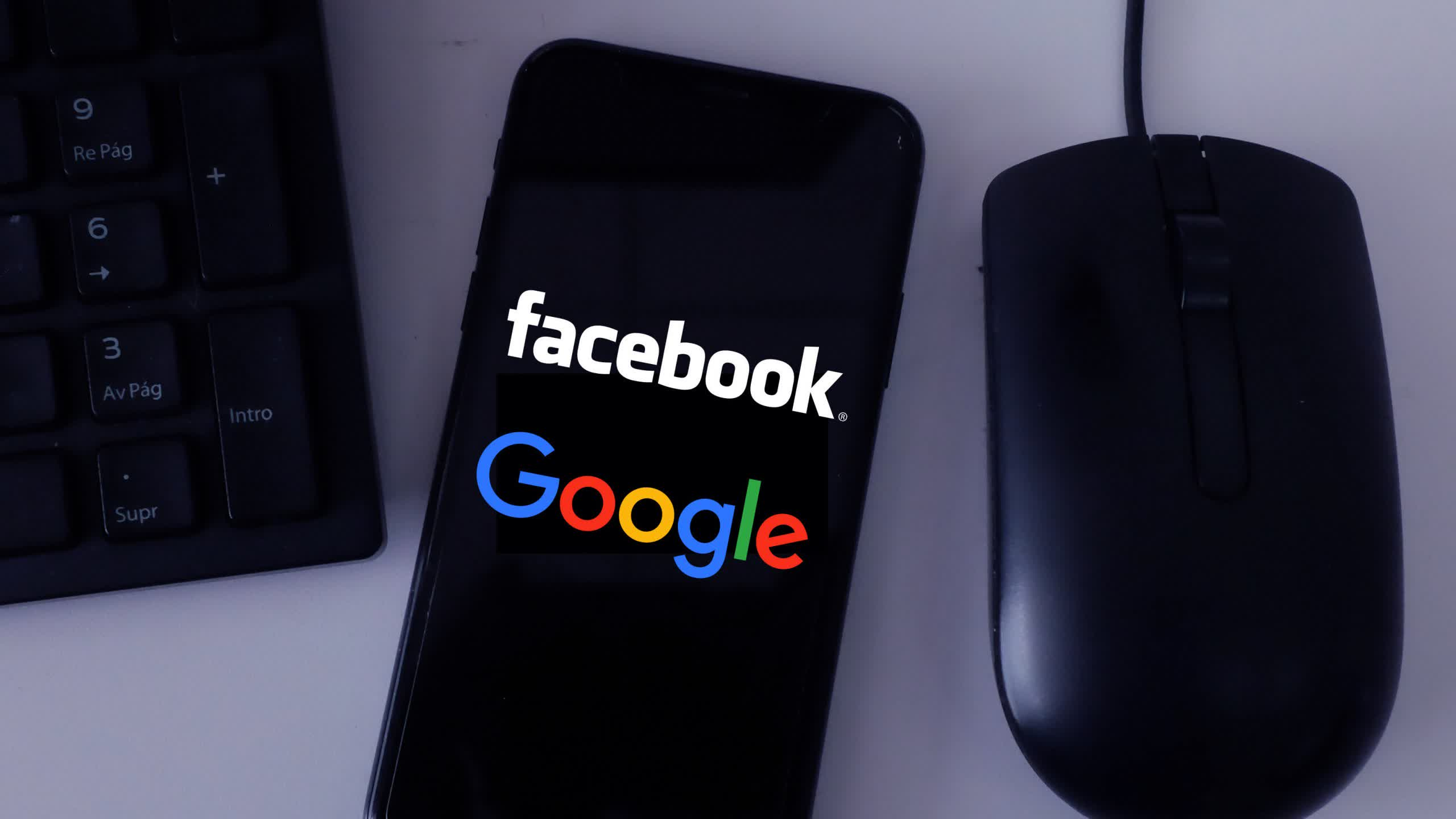 Texas AG outs Google for tilting advertising scales in Facebook's favor