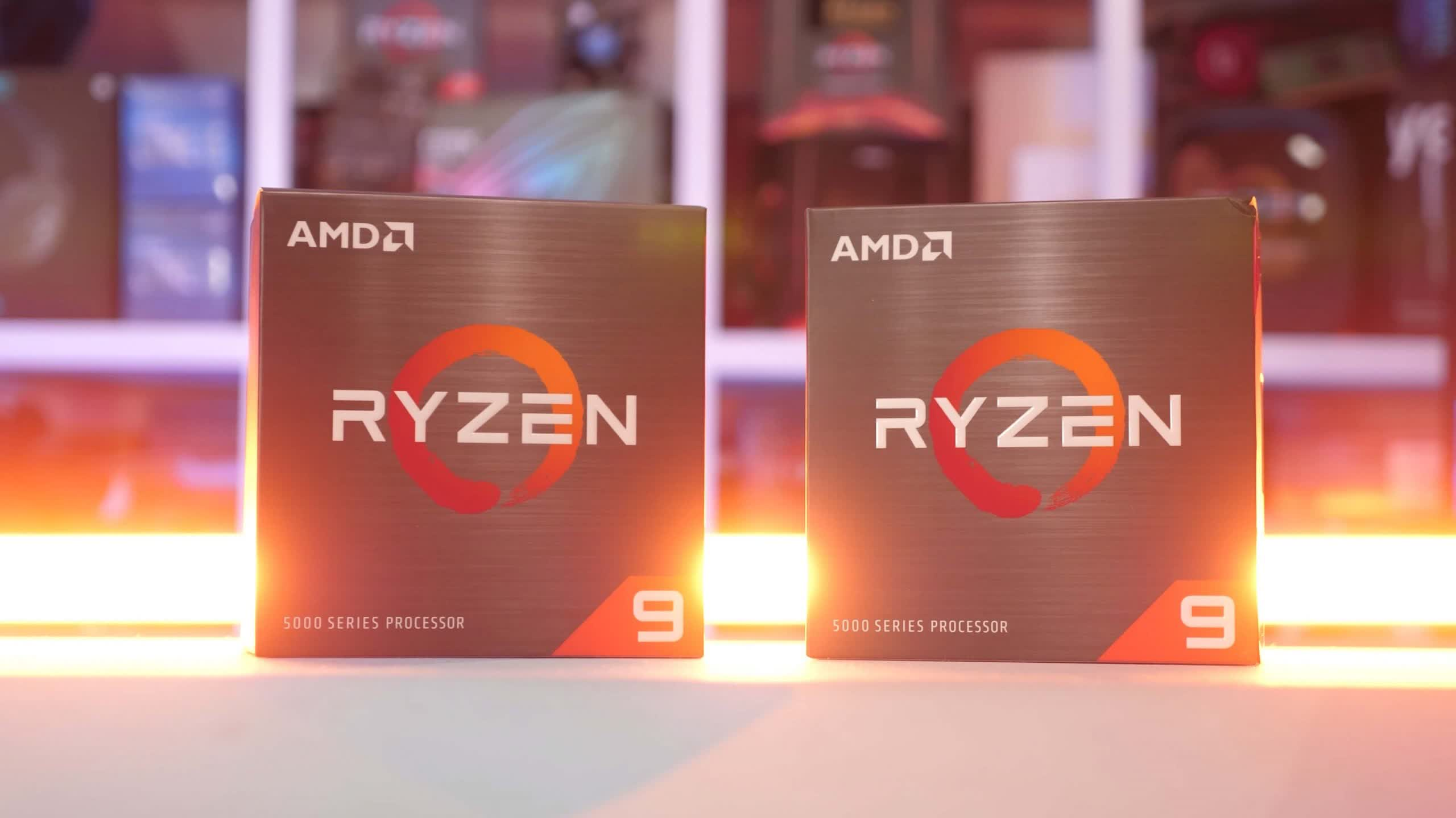 AMD Ryzen 5000 CPUs are back in stock at some European retailers