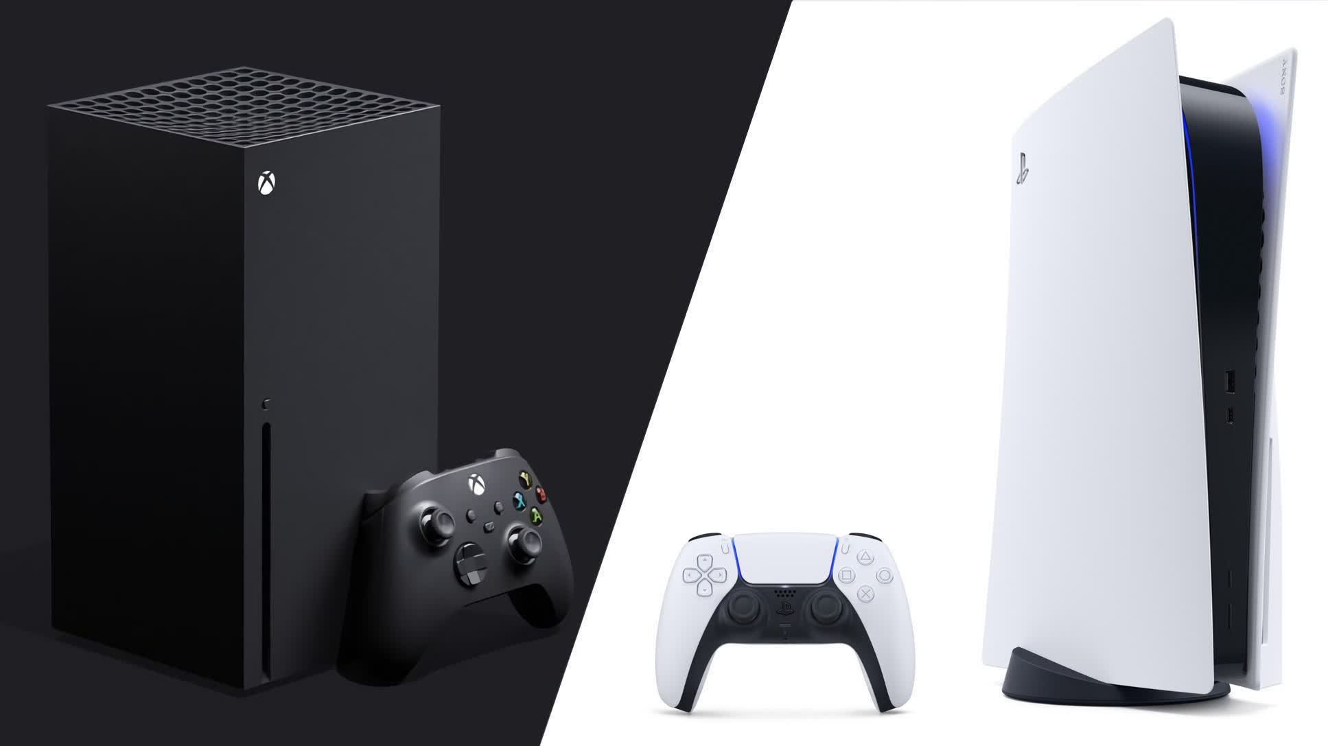 PS5 sold nearly twice as many units in 2020 as XBSX