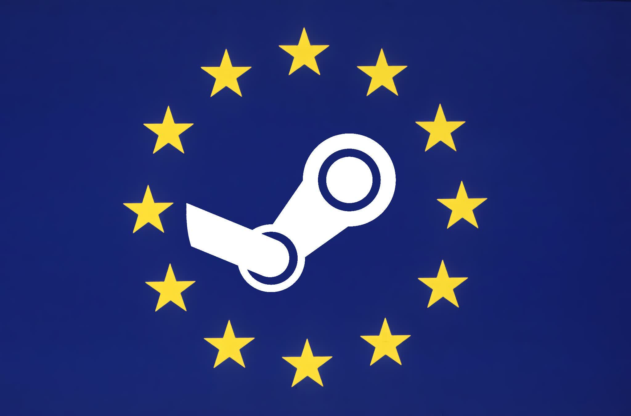 European Commission levies $9.5 million in fines for 'geo-blocked' Steam games