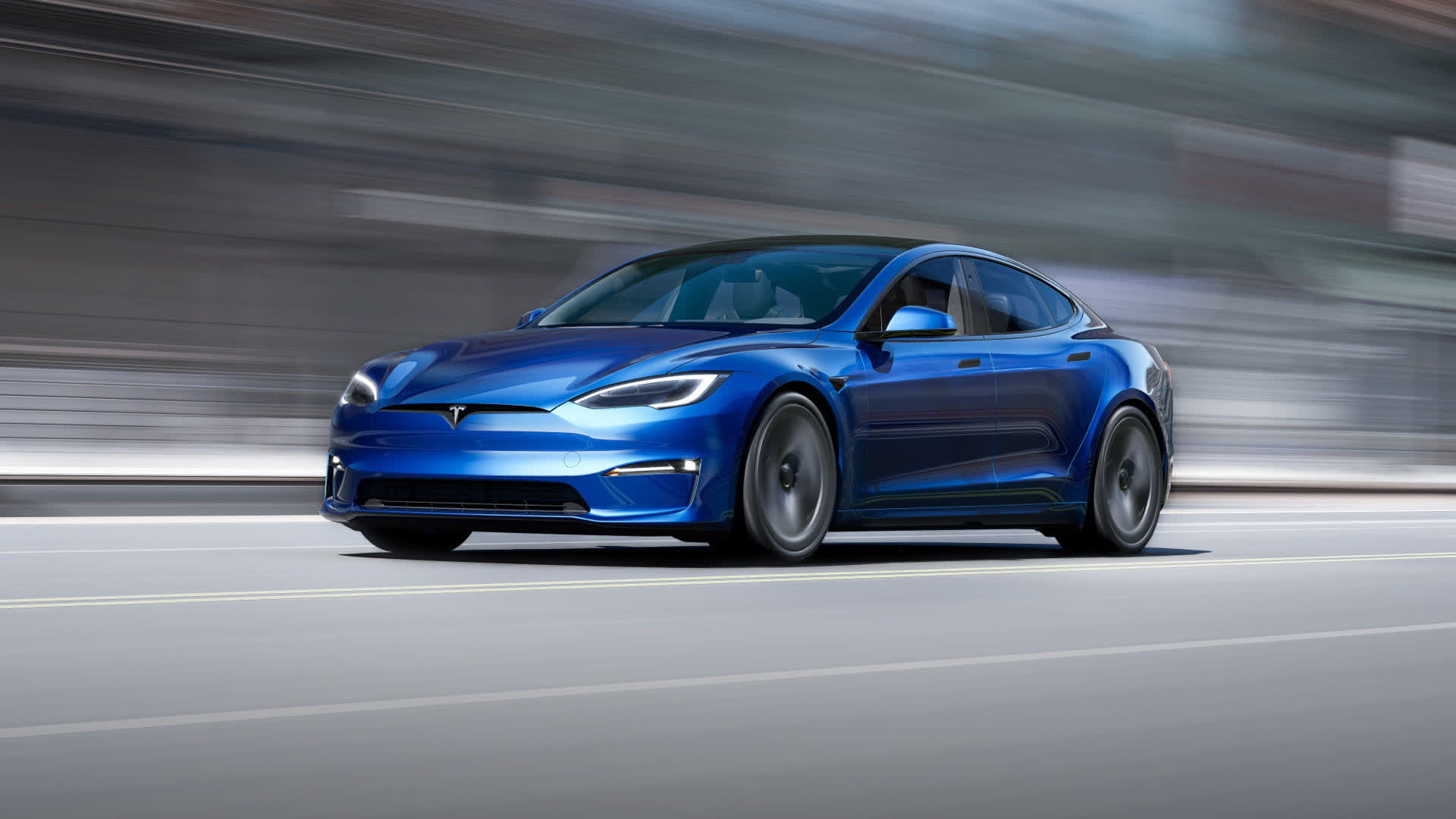 Tesla Model S and Model X get their first major redesign, updated powertrains and a yoke steering wheel